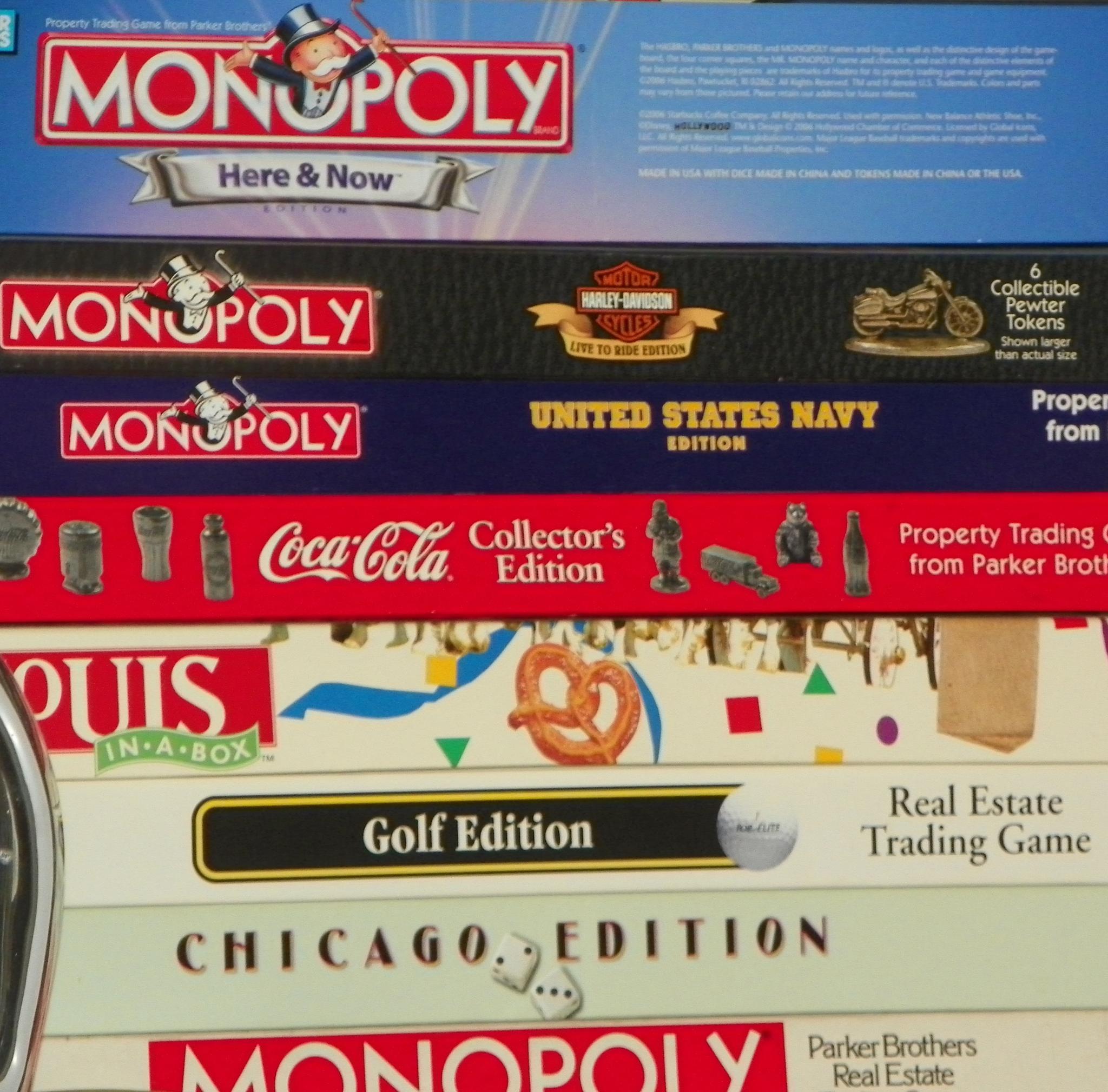 Monopoly Anyone? by ssmjdd