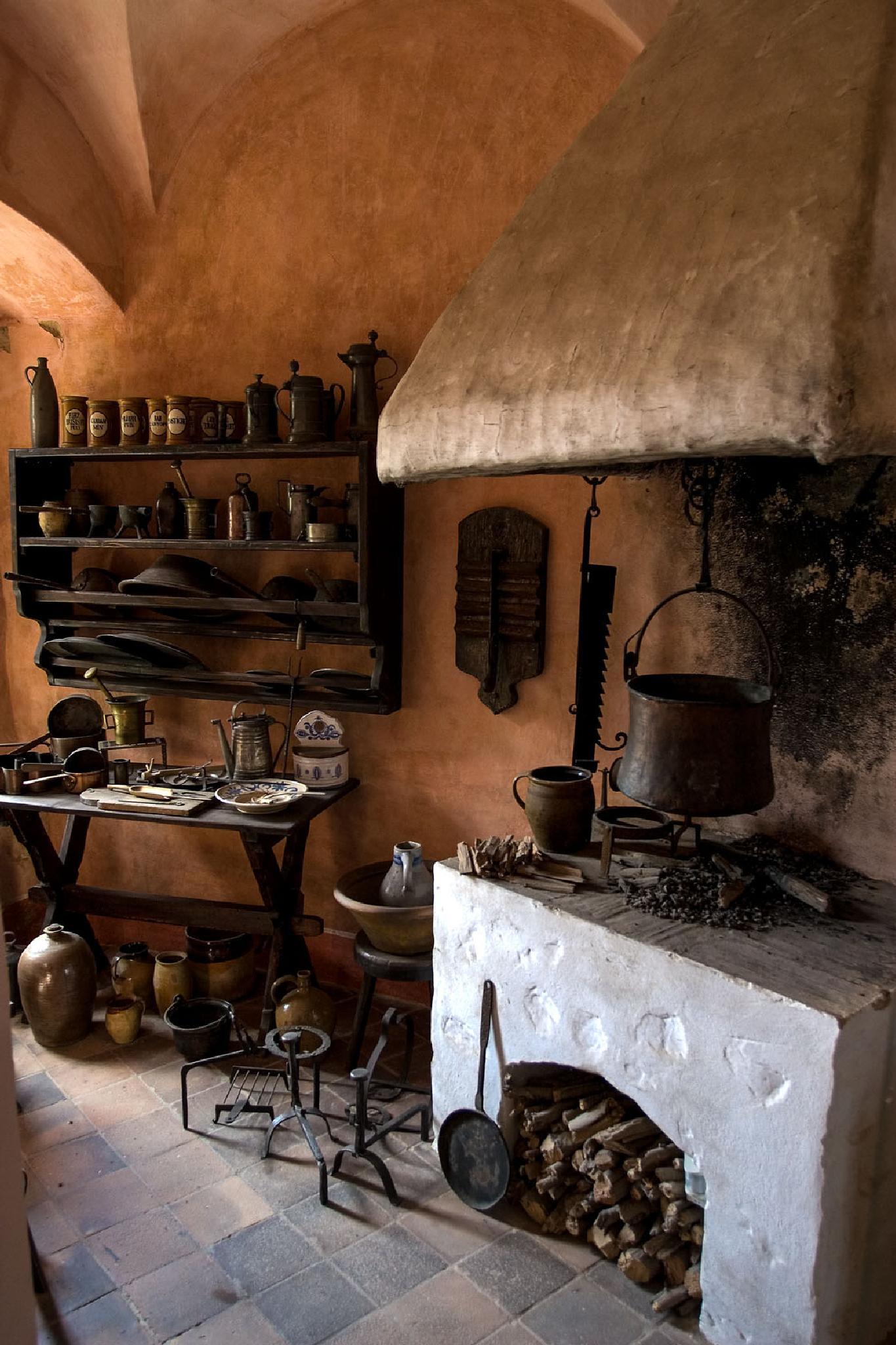cooker by Heinrich Frhr. von Berlepsch