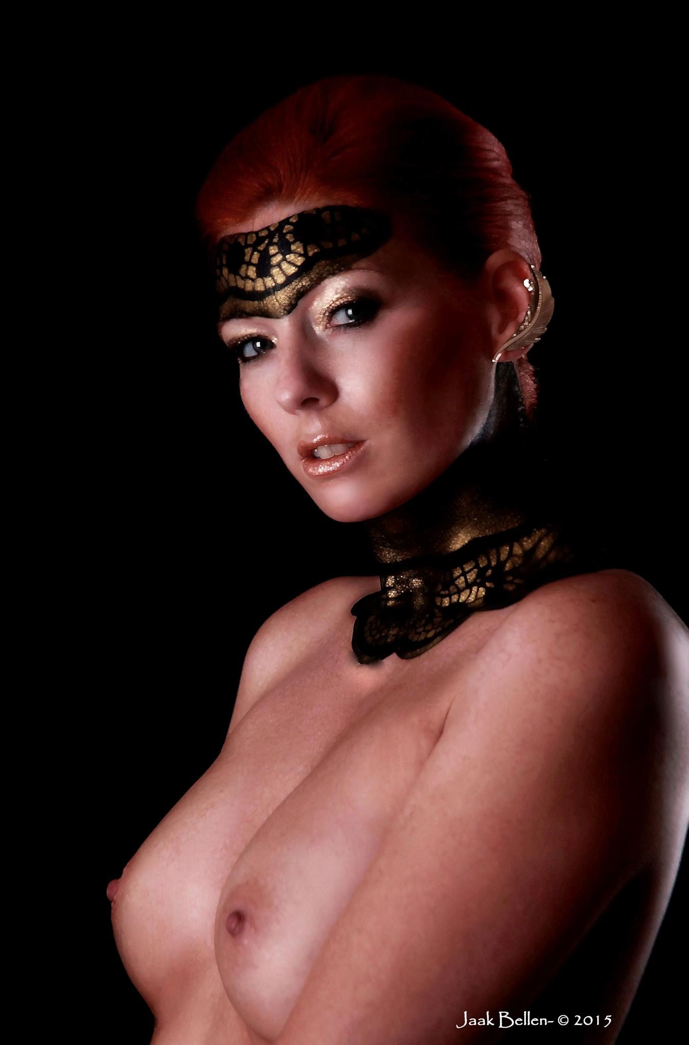 Celtic Princess II by Jaak BELLEN