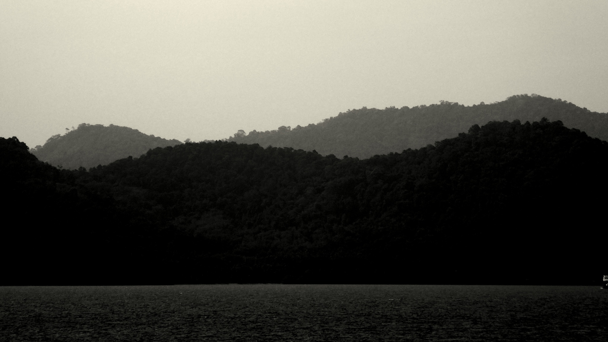 Hills of Koh Chang by Informatissima
