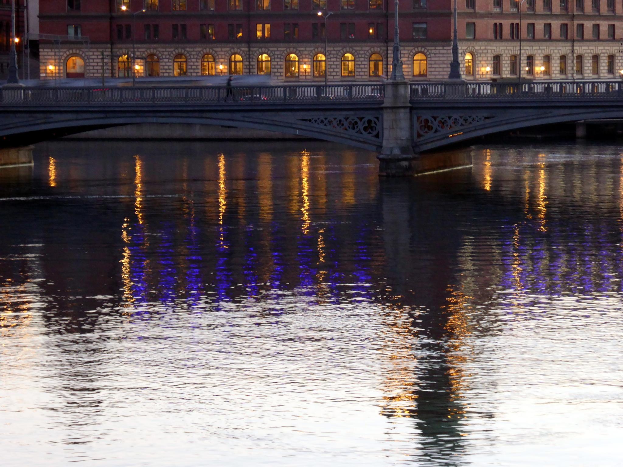 Bridgescity, Stockholm  by Informatissima