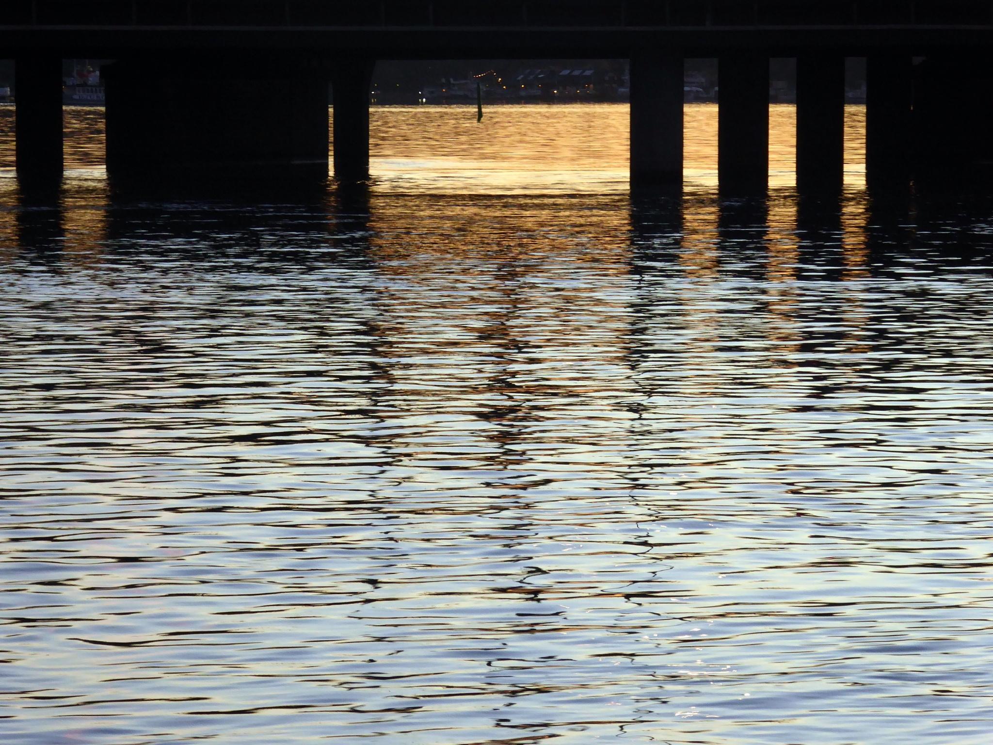 Under the bridge, Stockholm  by Informatissima