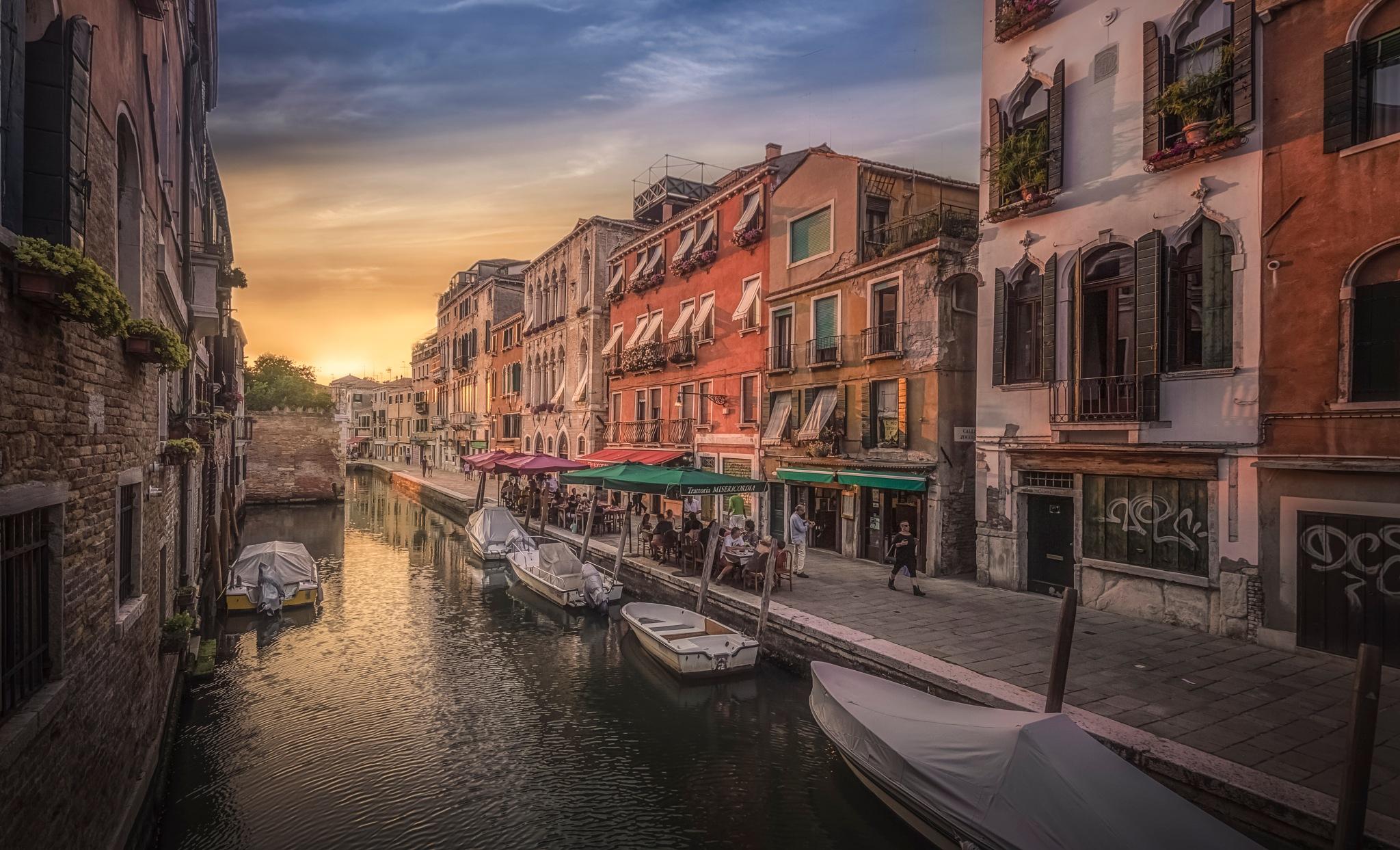 Rio della Misericordia by ole