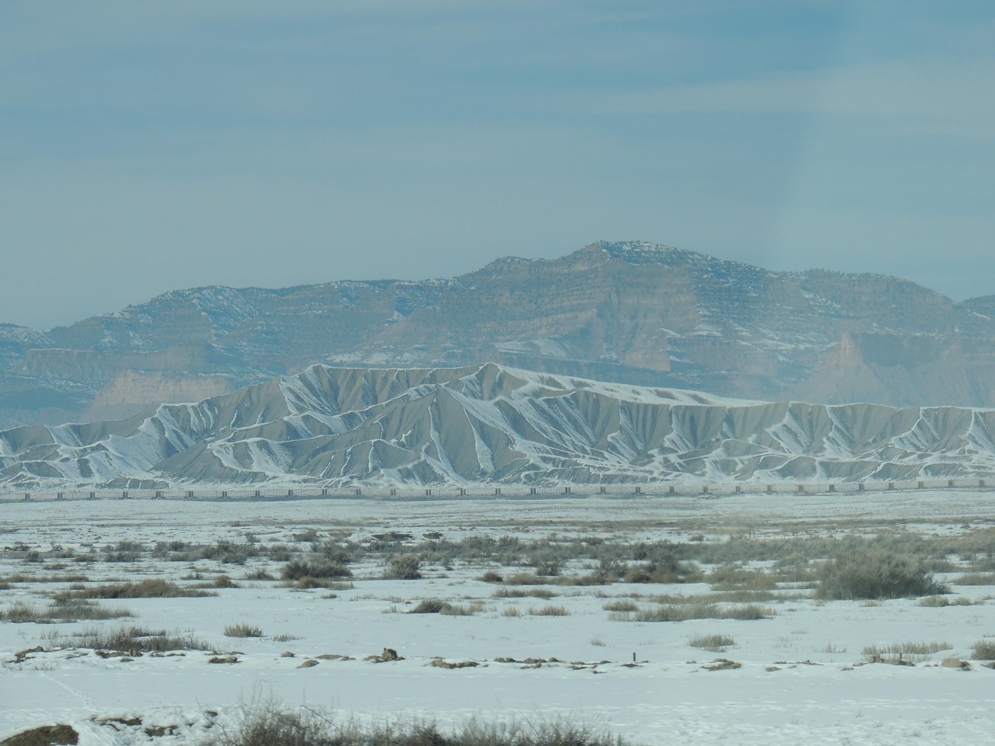Snowy Utah by sh2020