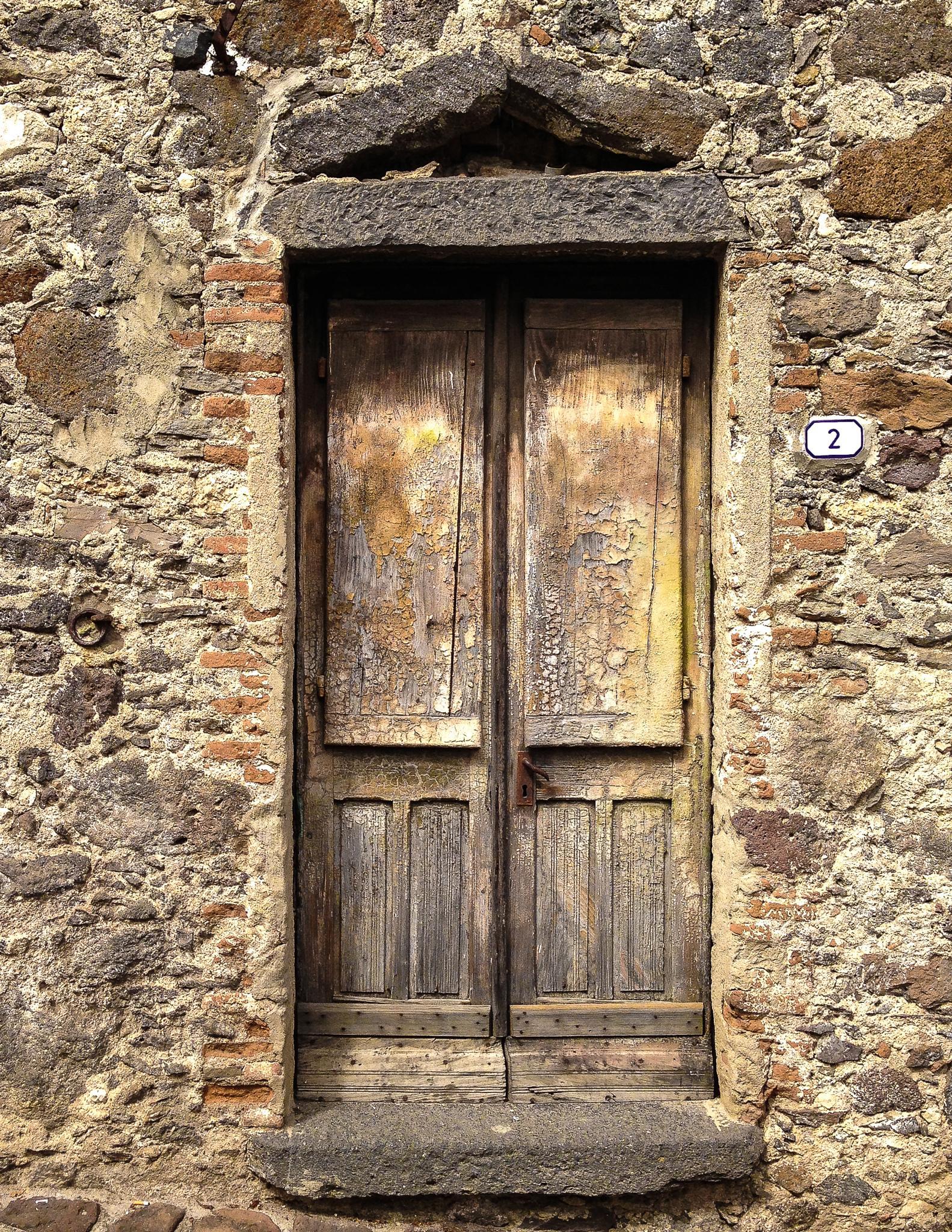 Door series n°2 by Antonello Madau Antofender