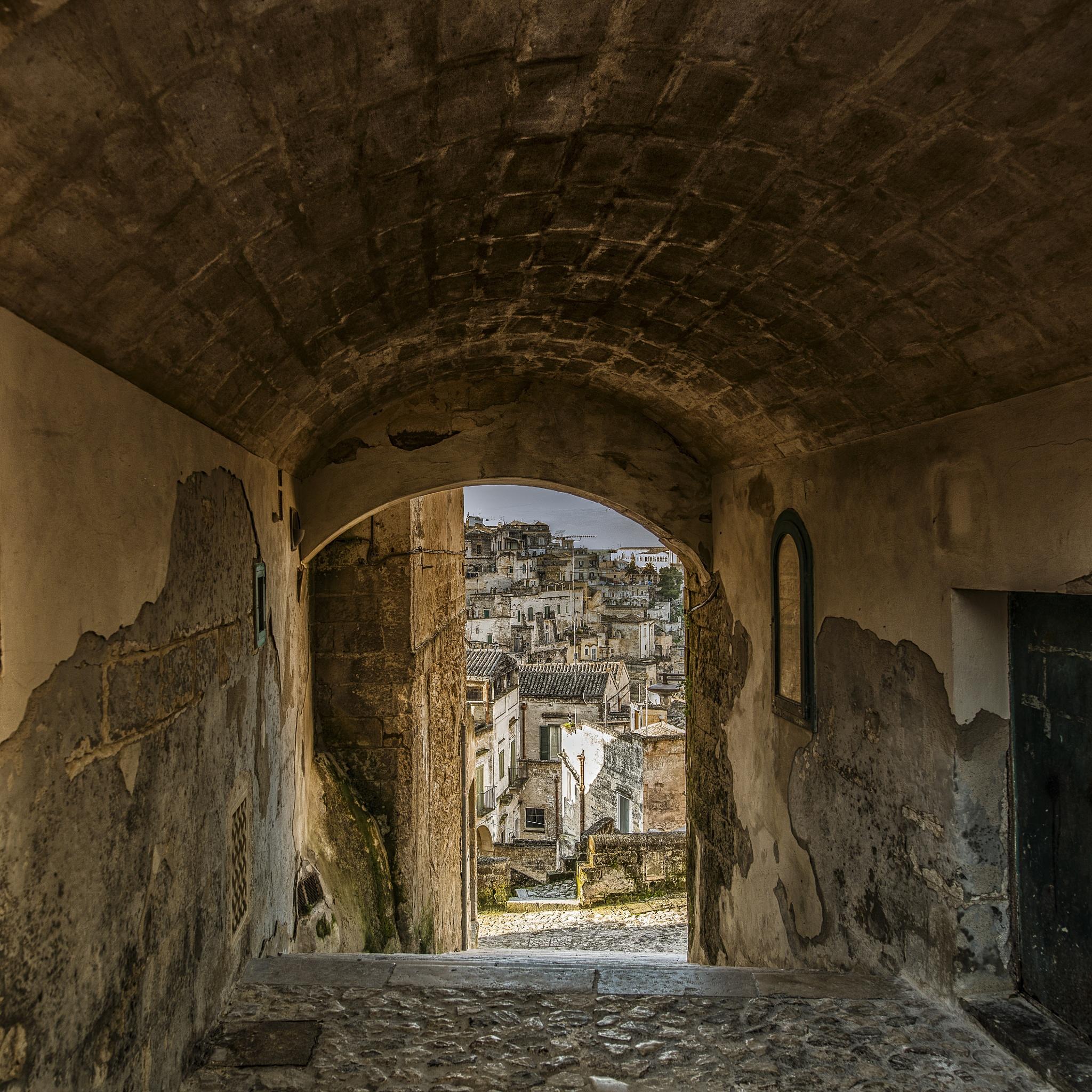 Matera view by Antonello Madau Antofender