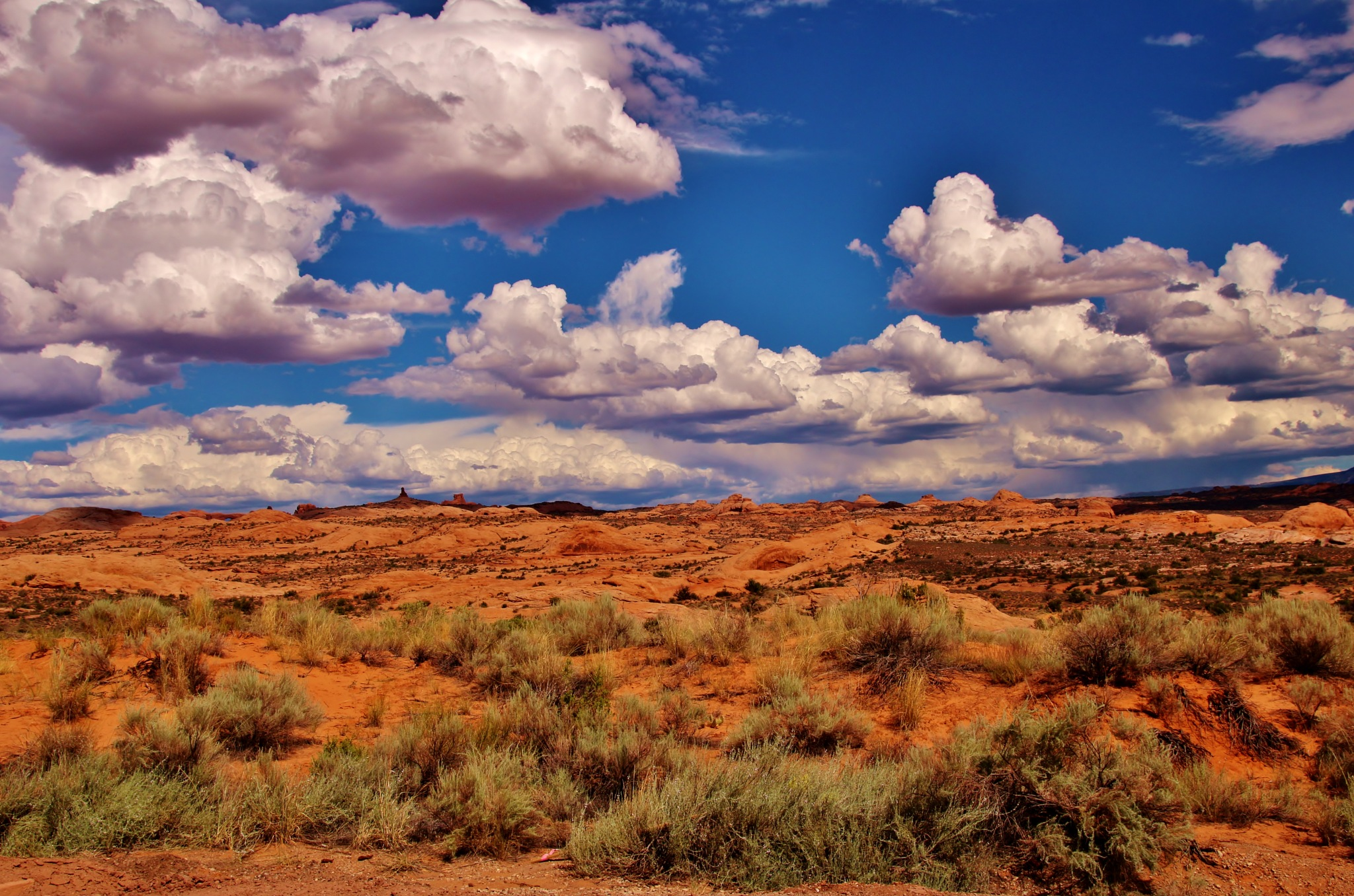 Clouds Over Petrified Dunes by yehaa_2001