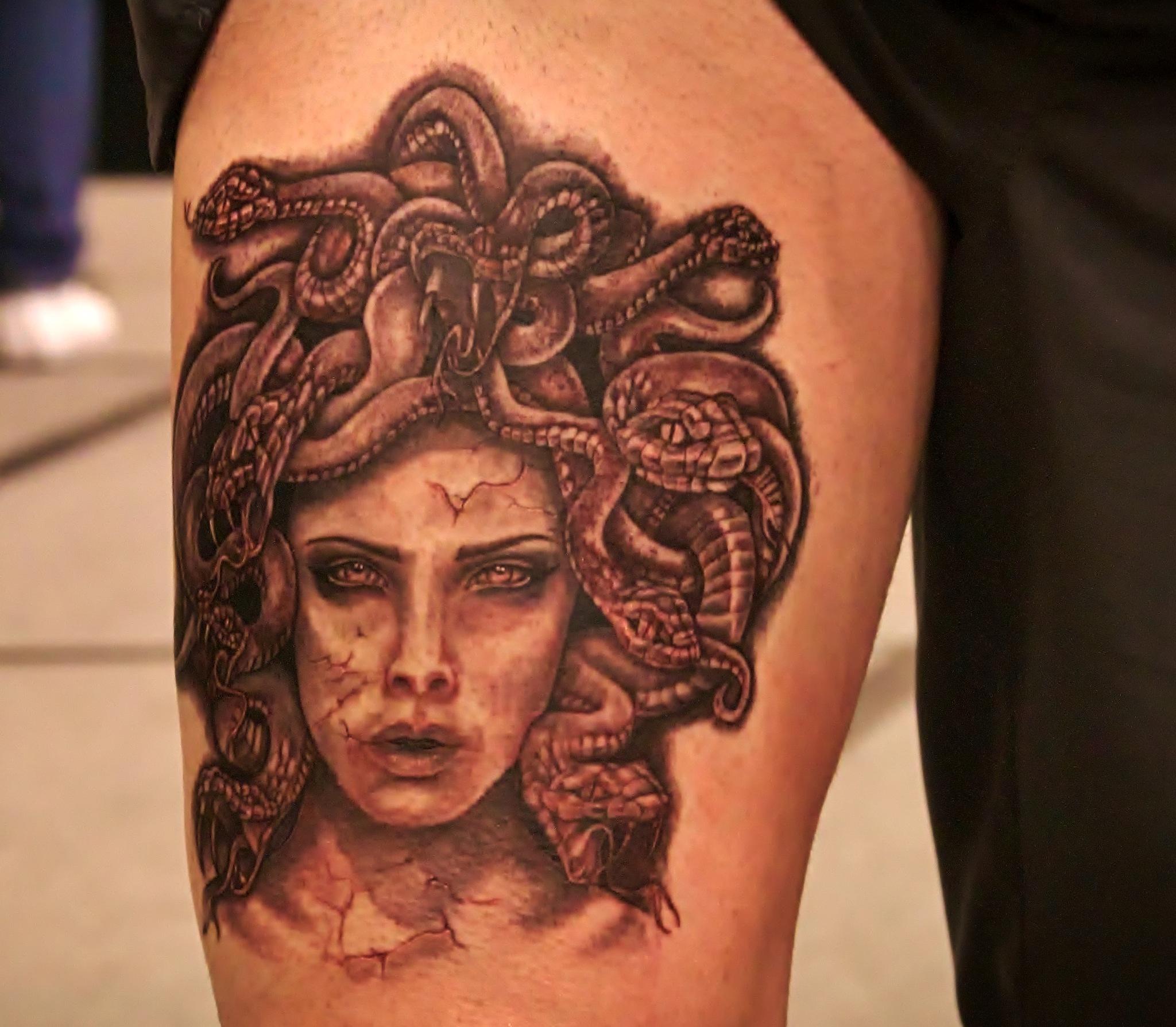 Medusa by yehaa_2001