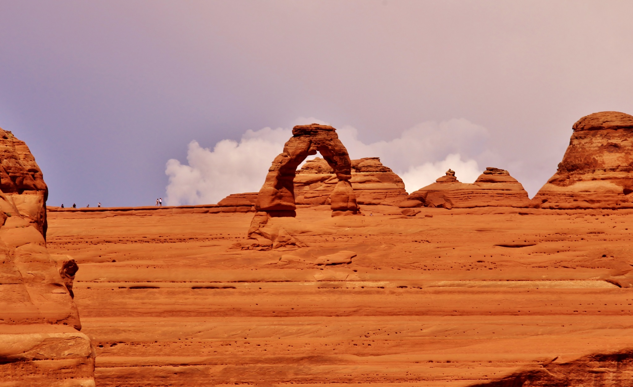 Delicate Arch by yehaa_2001