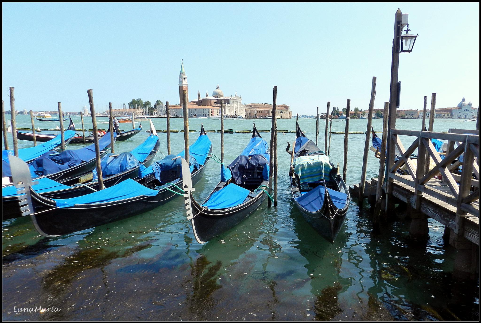 Romantic Venice. by LanaMaria