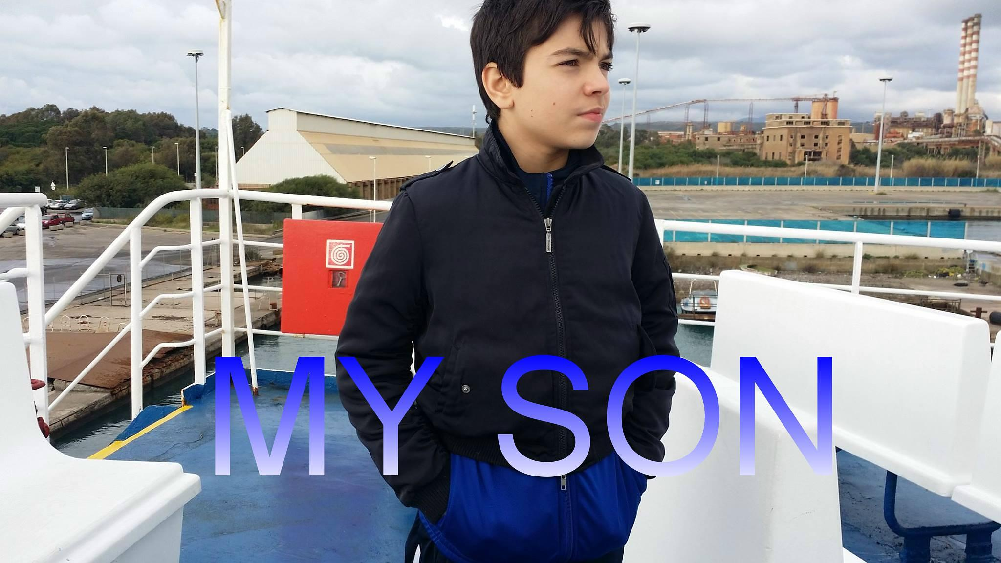MY SON by carlomuscas