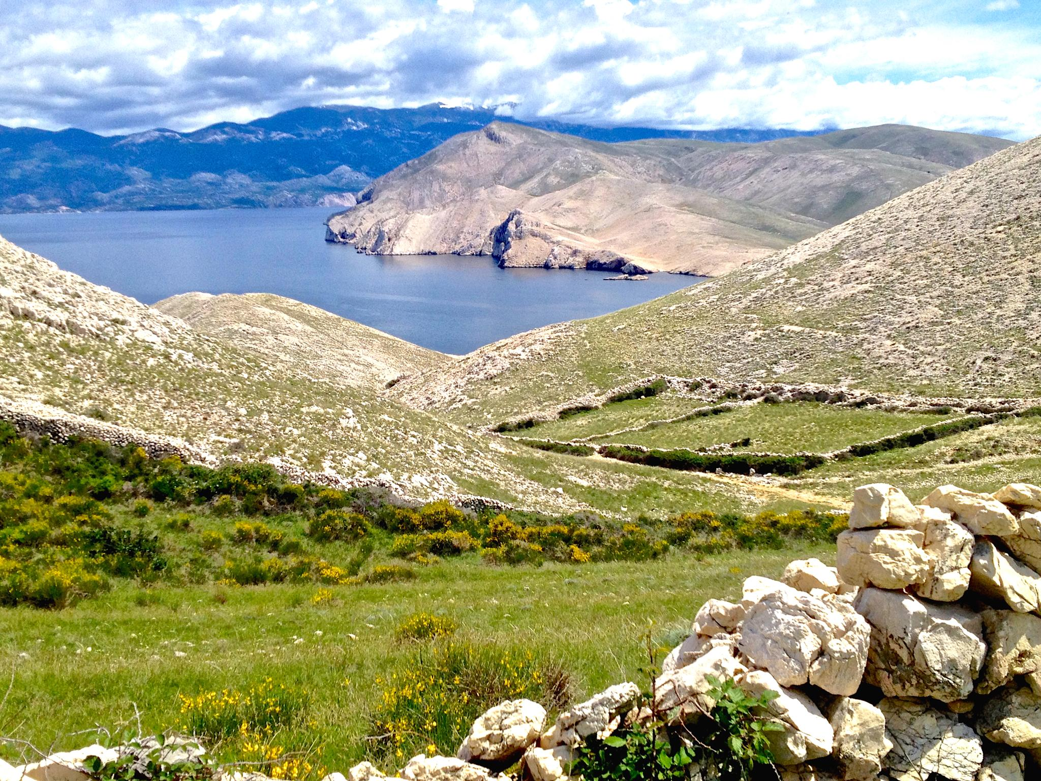 Hike from Baska by marianne250