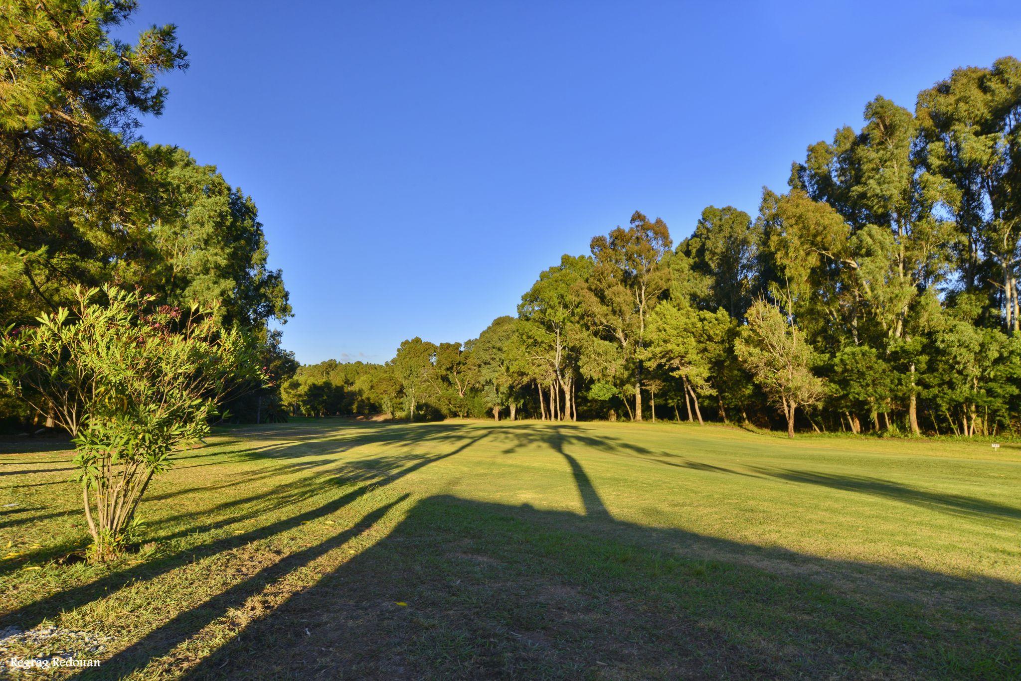 Golf by Redouan Regrag