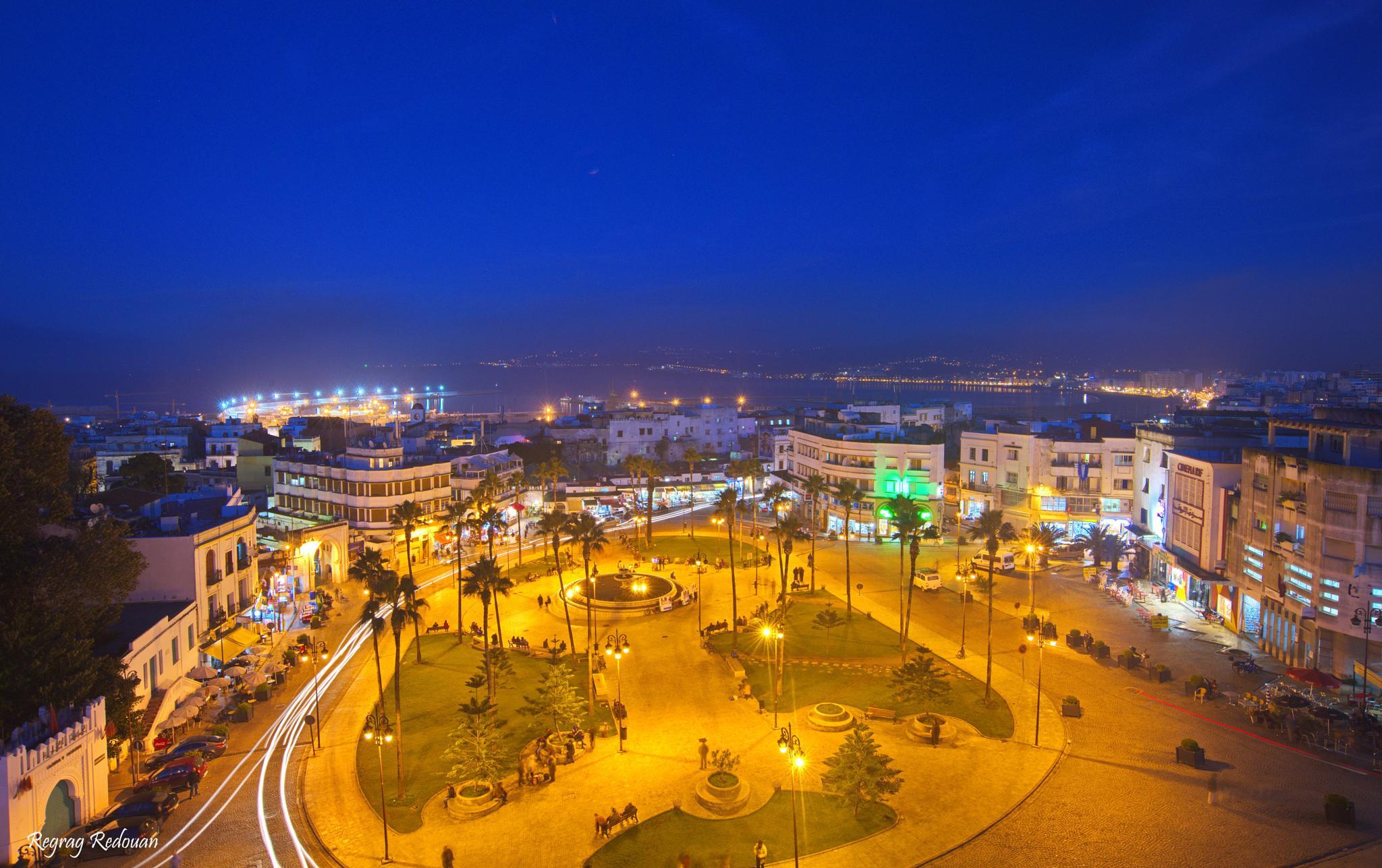 Tanger by Redouan Regrag