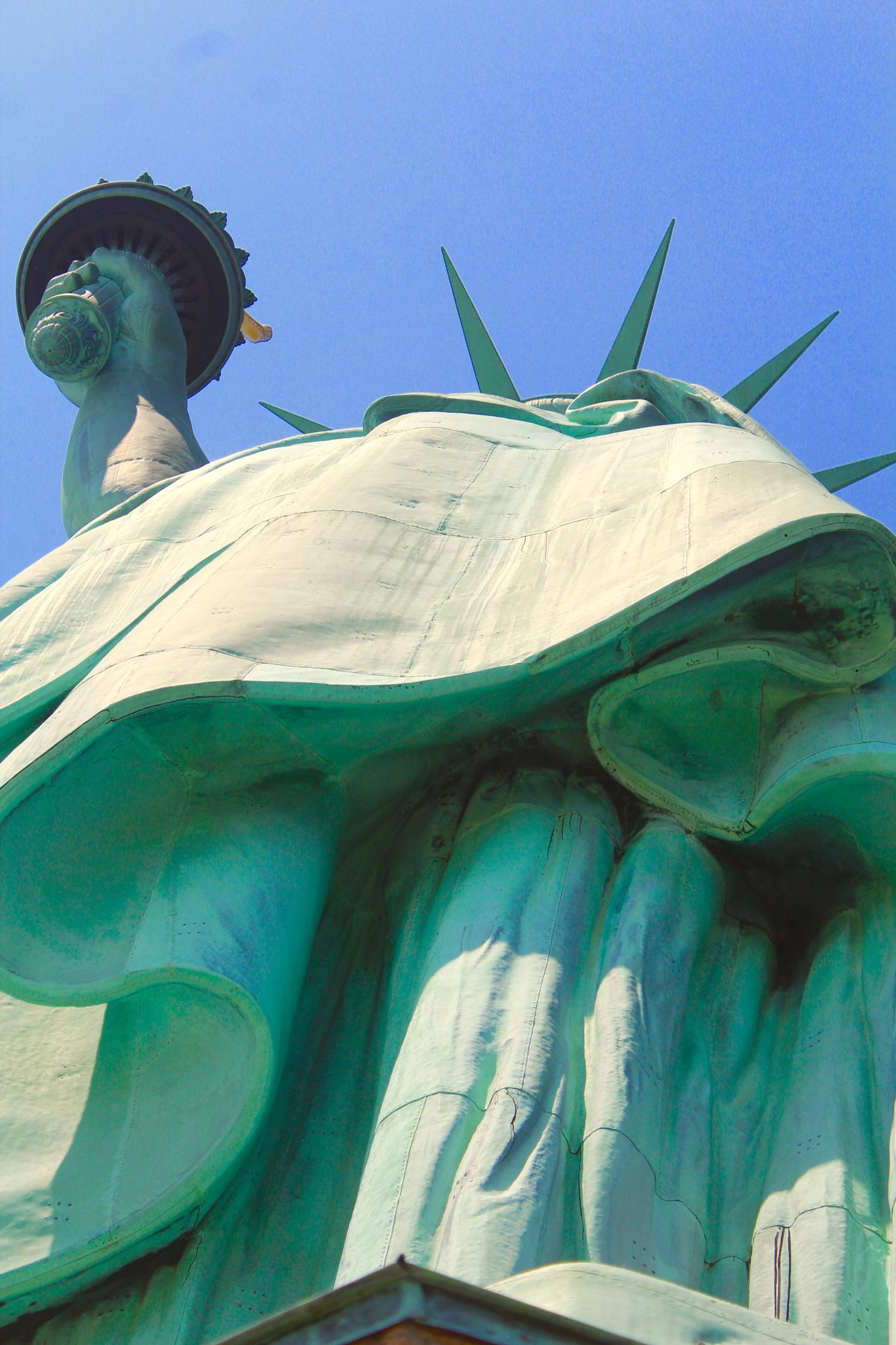 Statue of Liberty by Snickandmephotography
