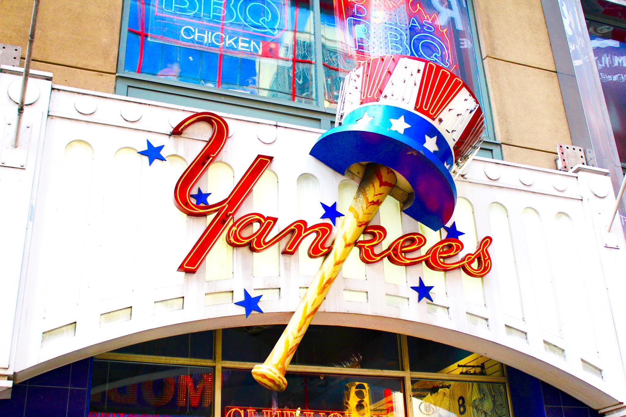NY Yankees by Snickandmephotography