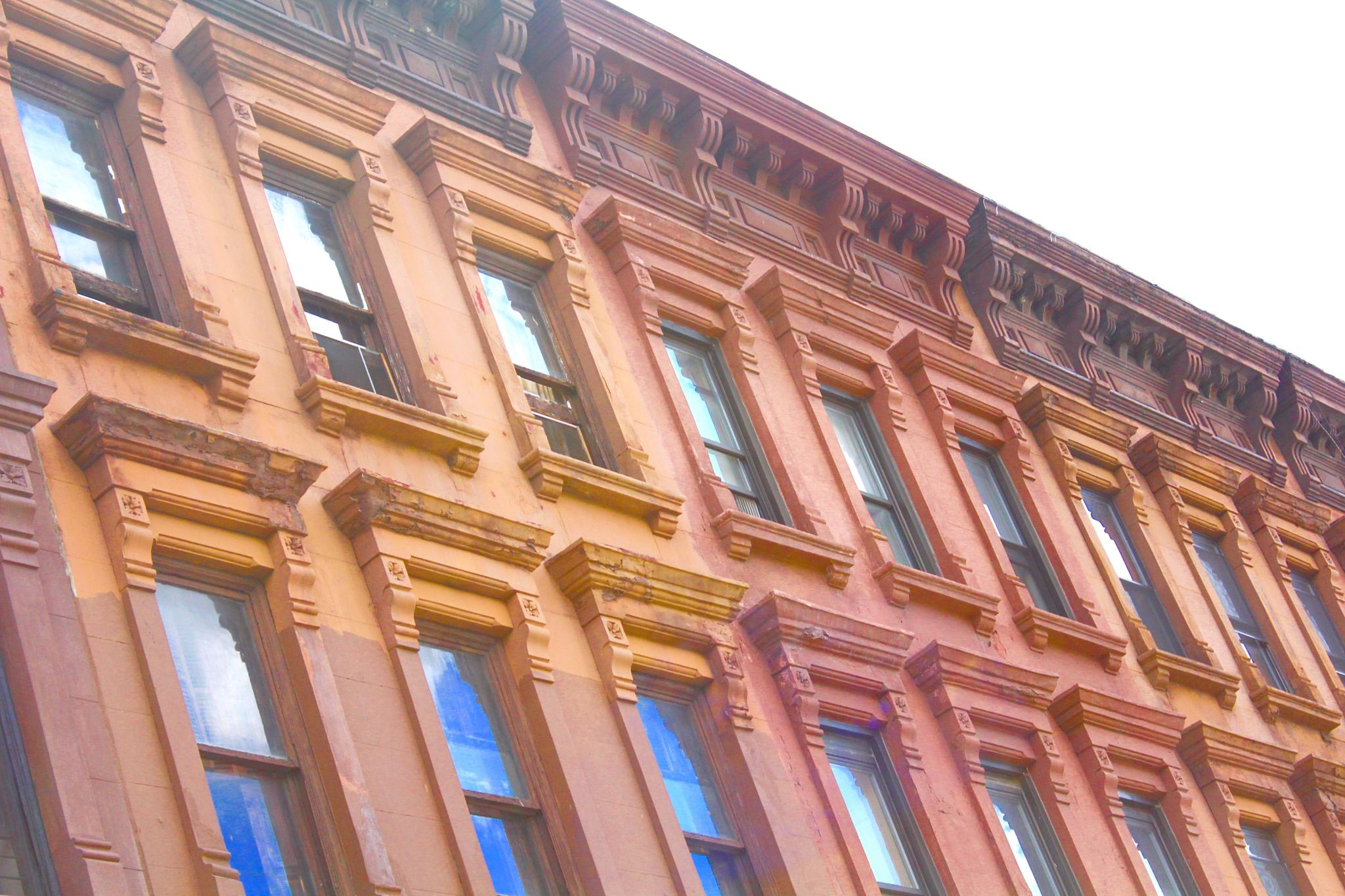 Brownstone in Harlem by Snickandmephotography