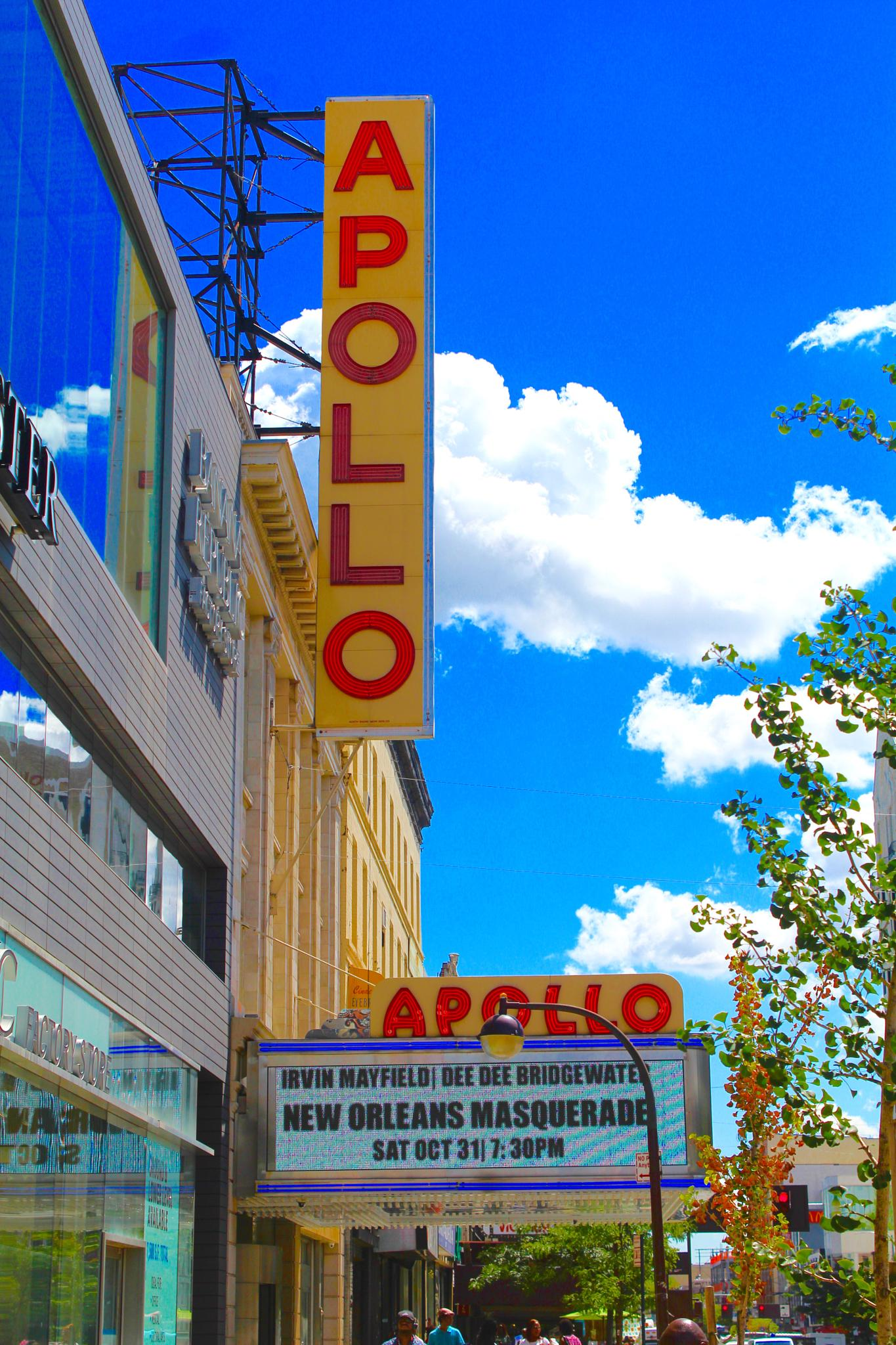 Showtime at the Apollo by Snickandmephotography