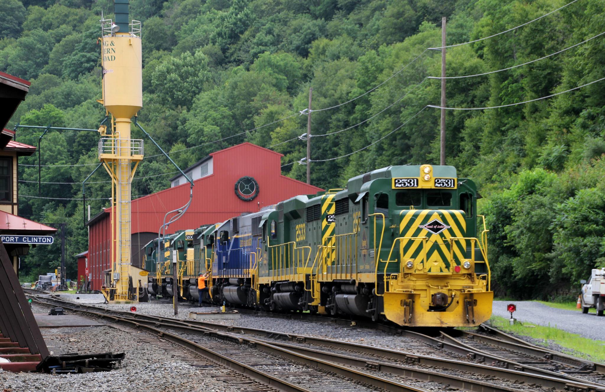 Photo in Random #train #locomotive #railroad