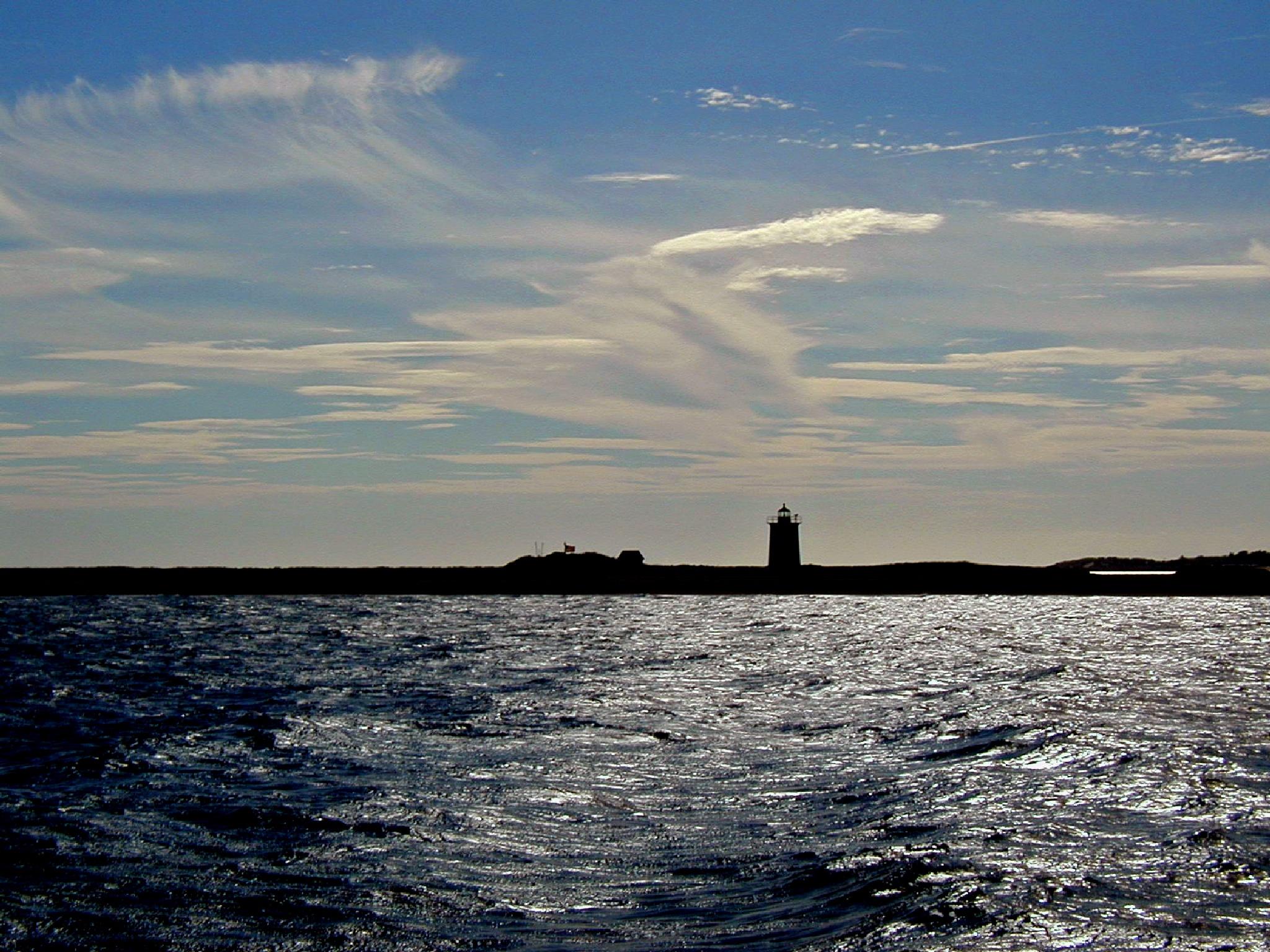 Lighthouse  by cbaron