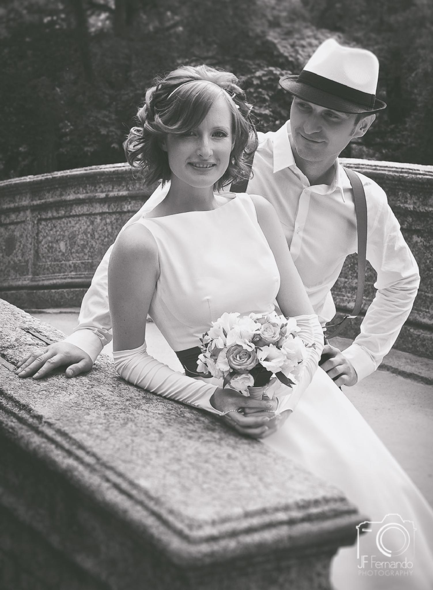wedding by  JF Fernando