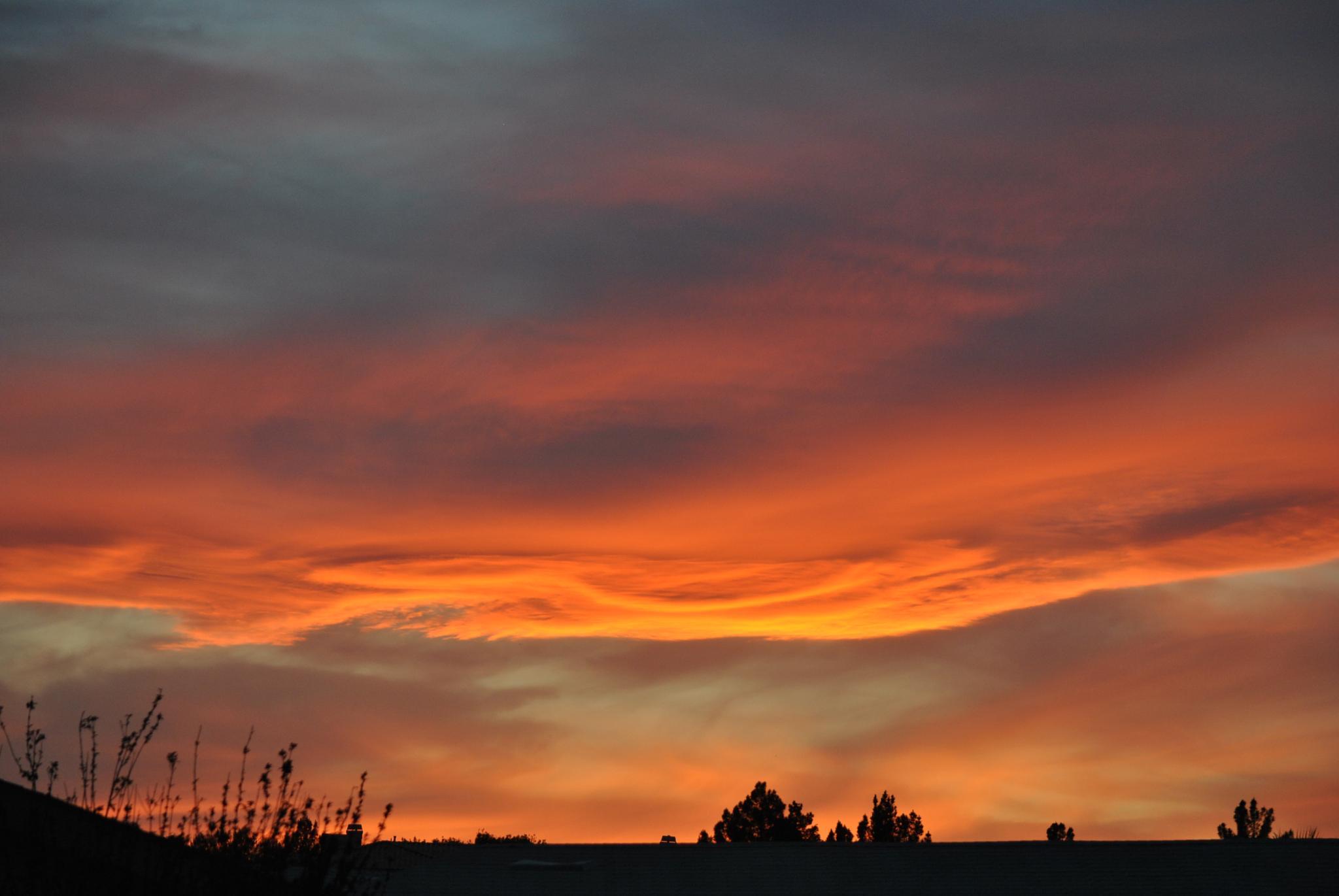 Las Vegas Sunset by crlarsen