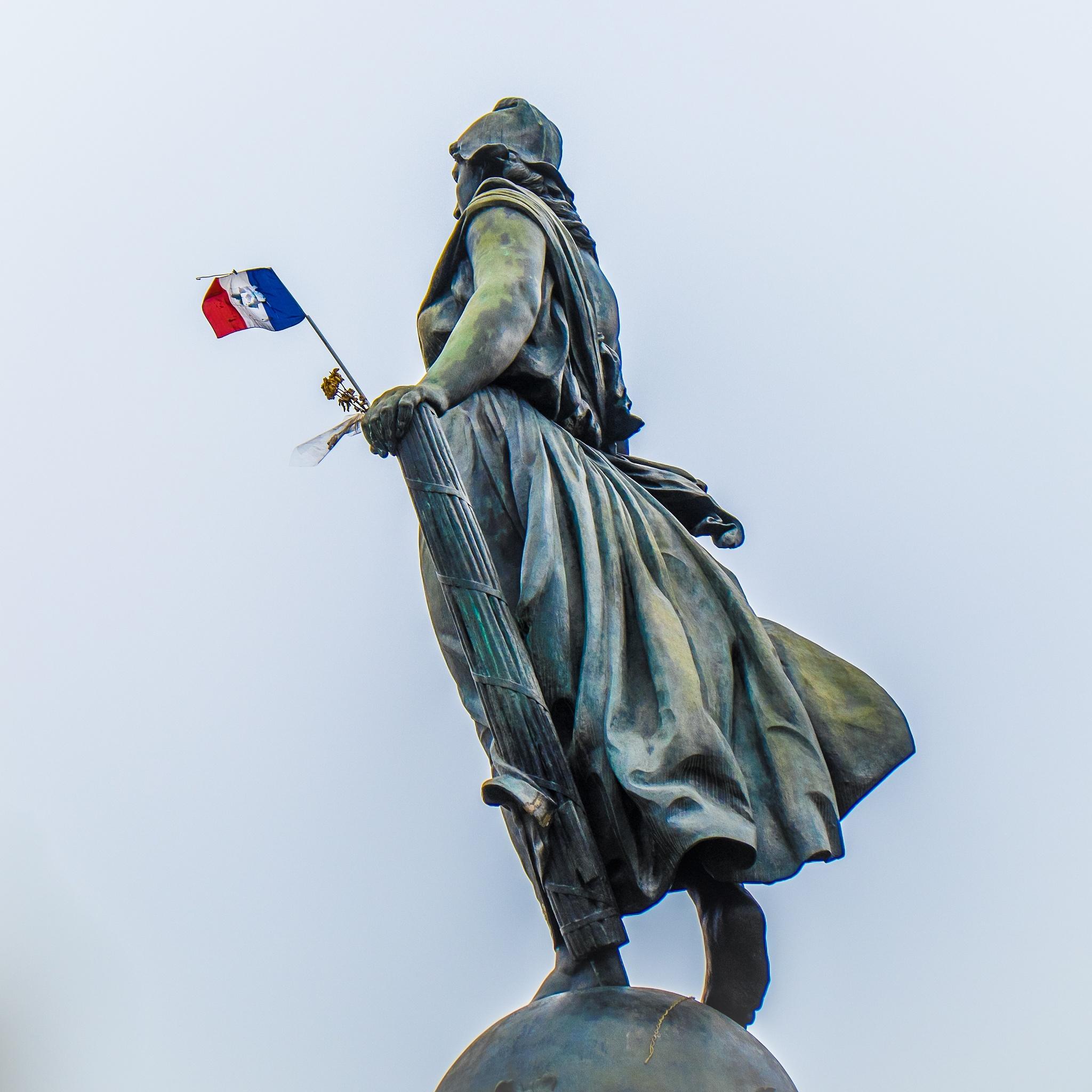 La nation 2 by Brigitte SANEGRE