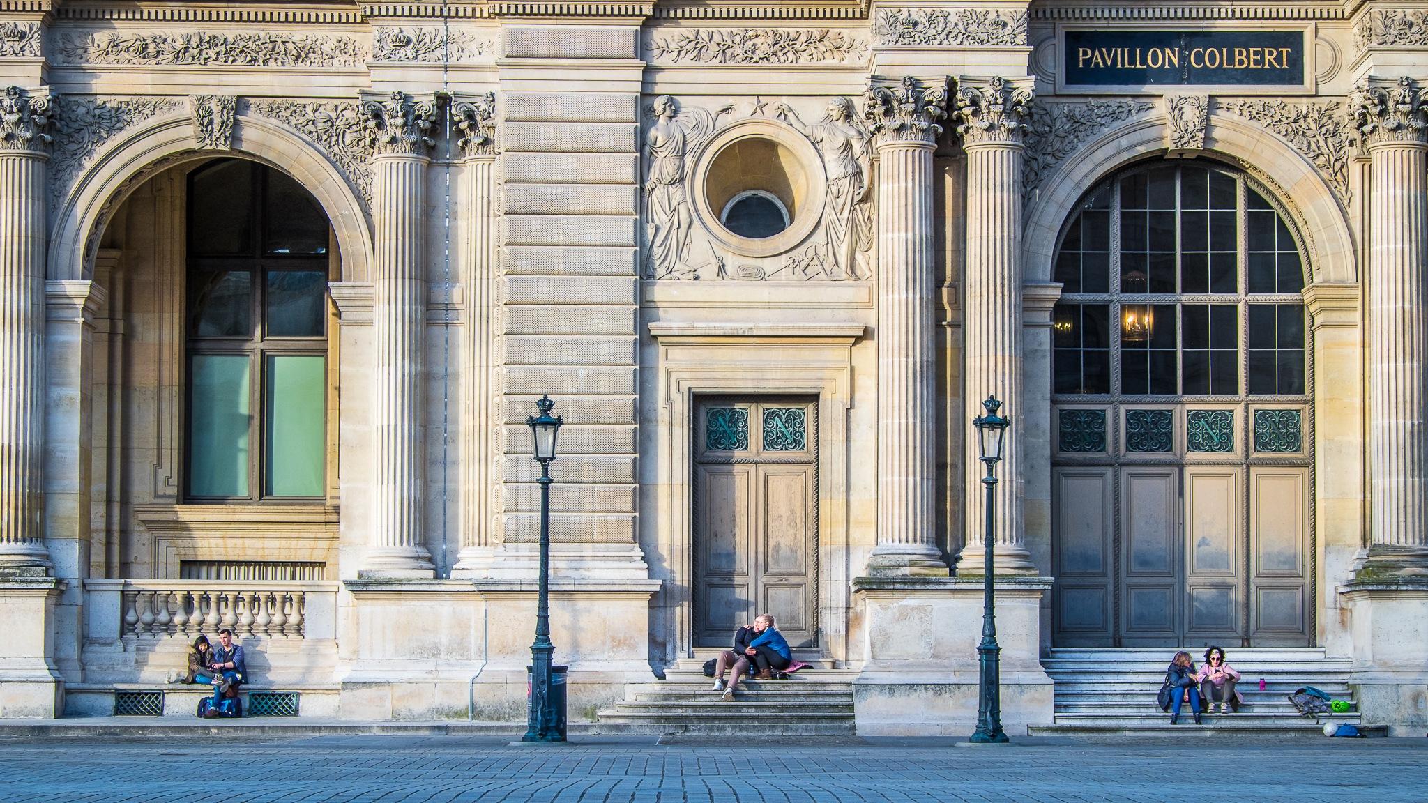 Pavillon Colbert by Brigitte SANEGRE