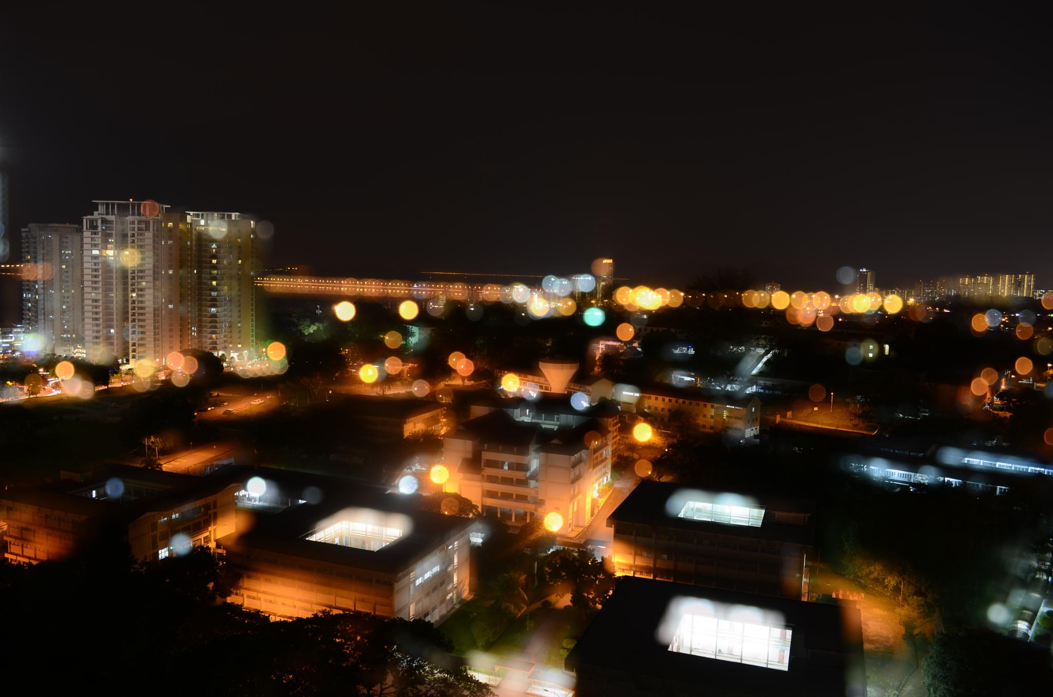 Penang cityscapes by wooyuenfoo