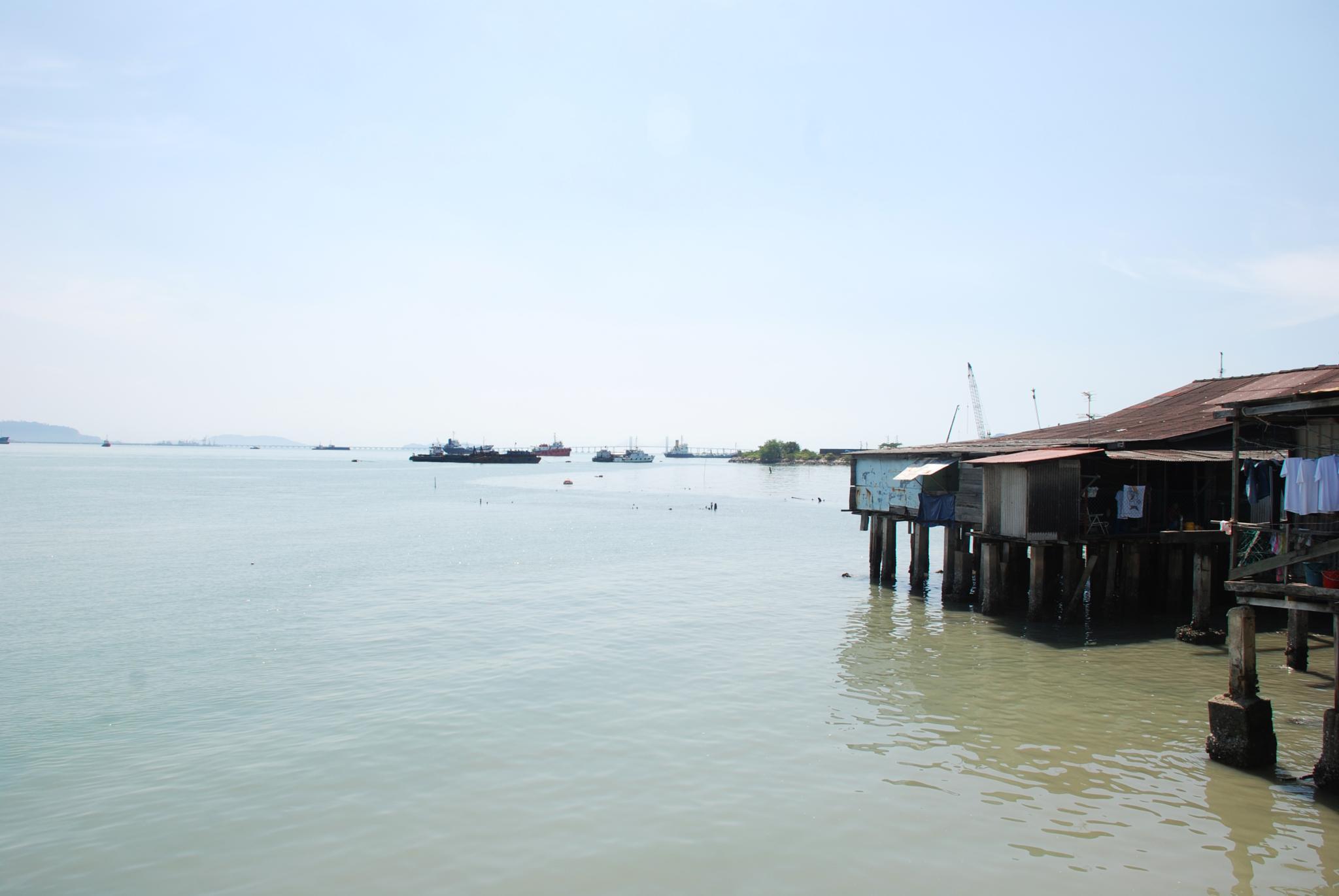 Penang island by wooyuenfoo