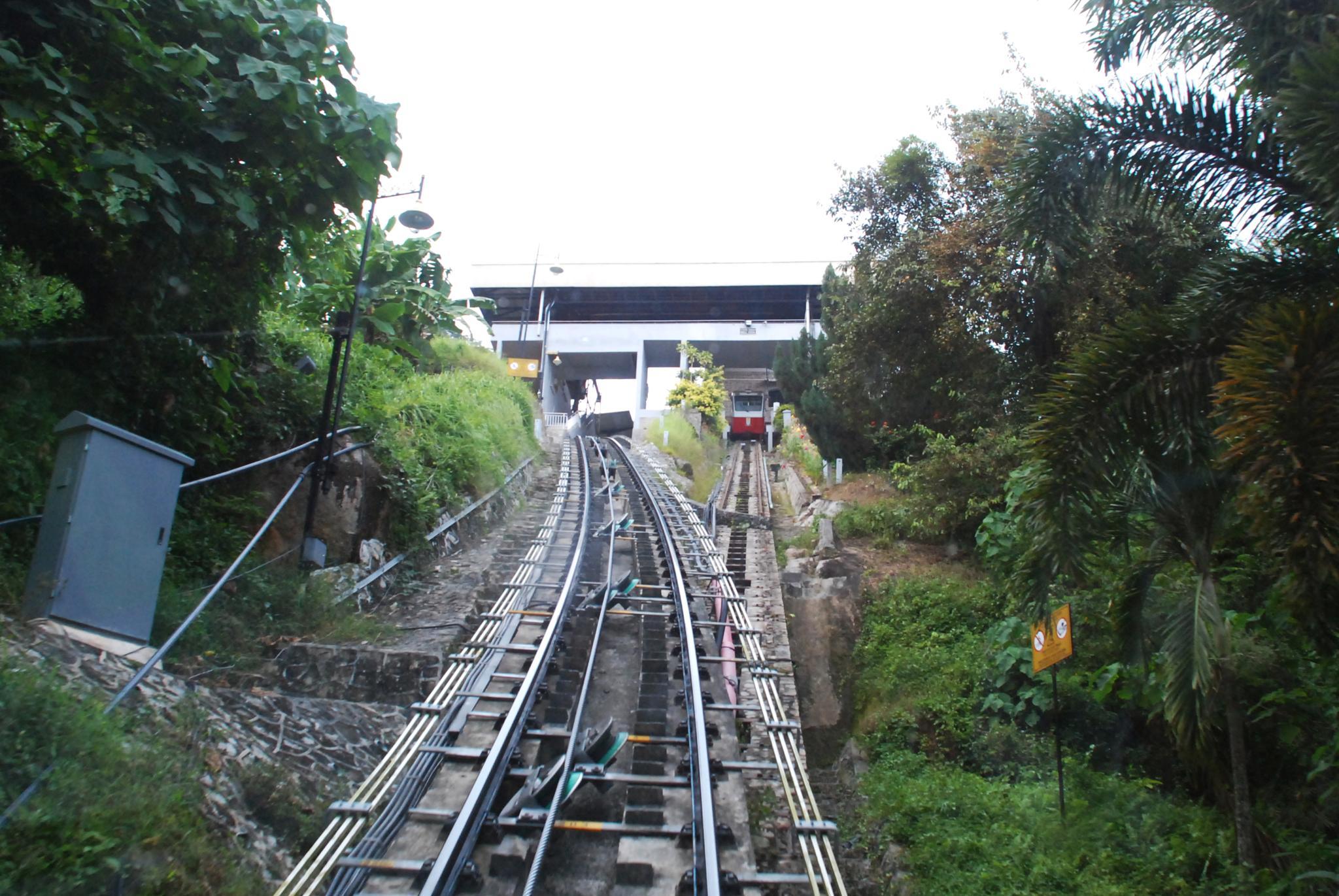 Penang Hill by wooyuenfoo