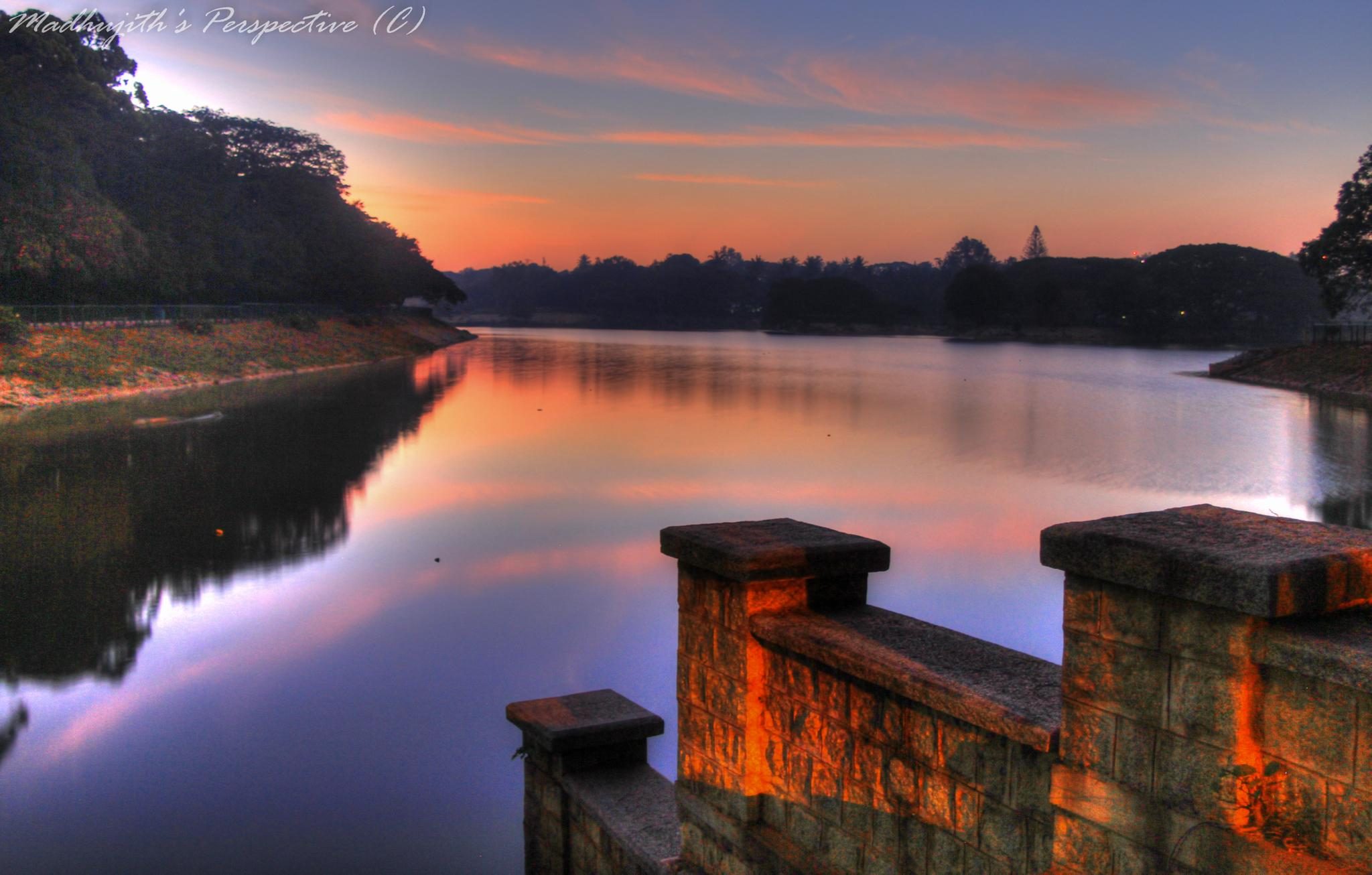 Time for a beautiful day by madhujith