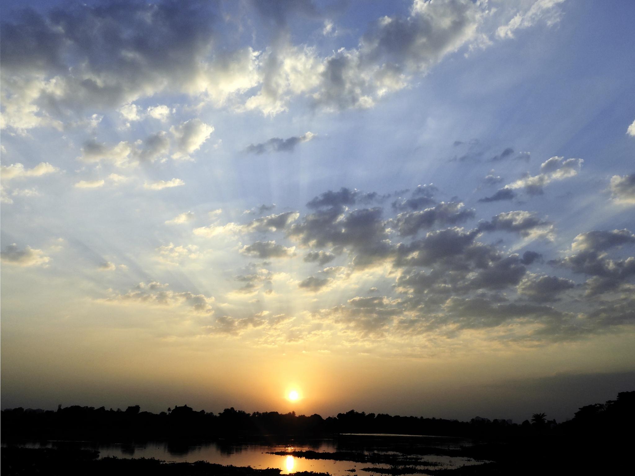 SUN RAYS by Shreyans S Shah