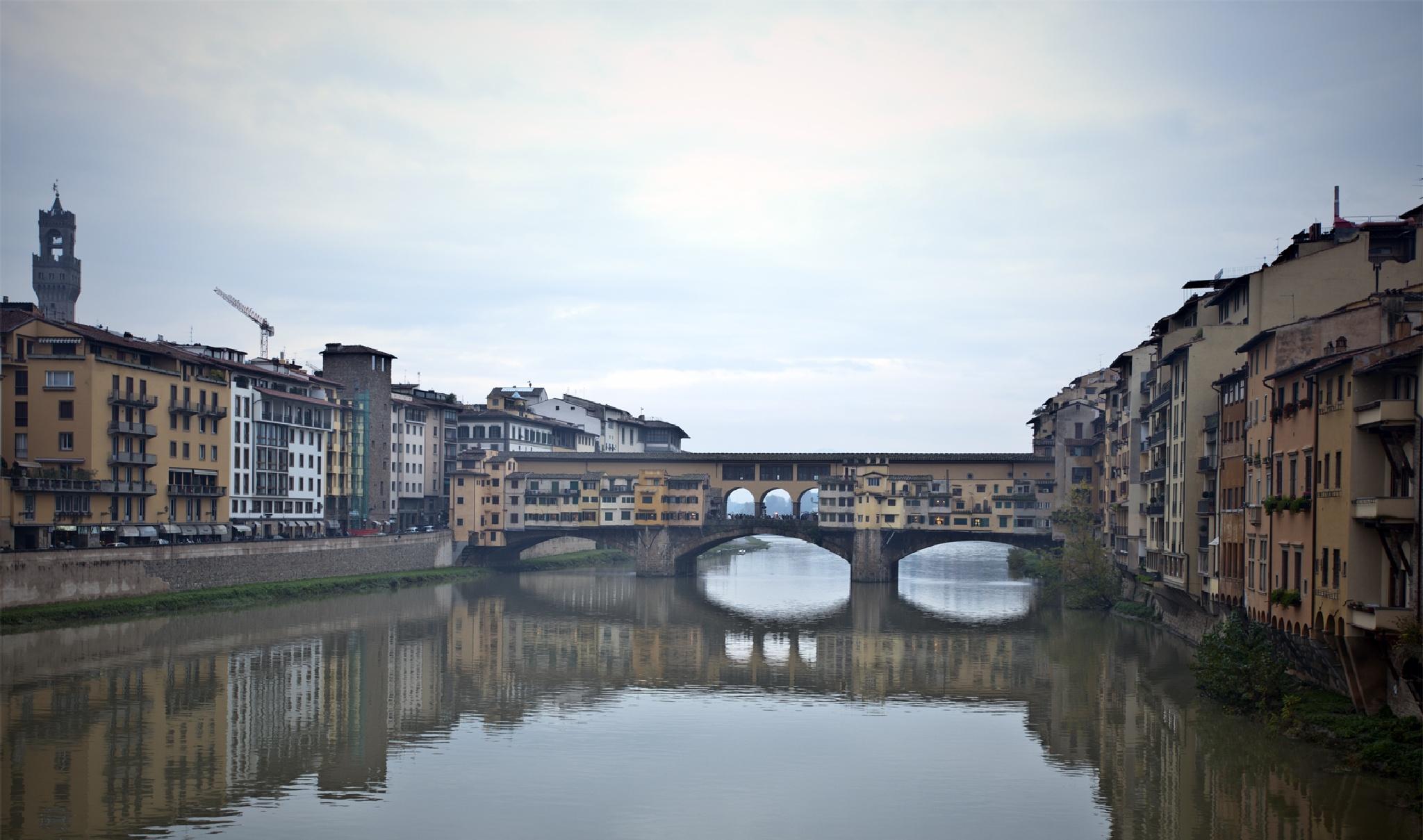 Firenze by Mehmet Talu Uray