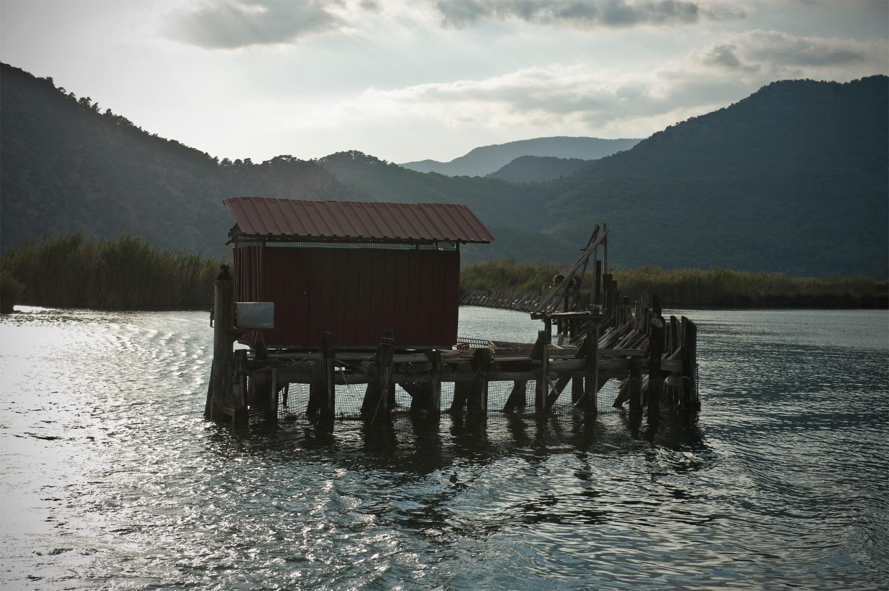 Lake Dwelling by Mehmet Talu Uray