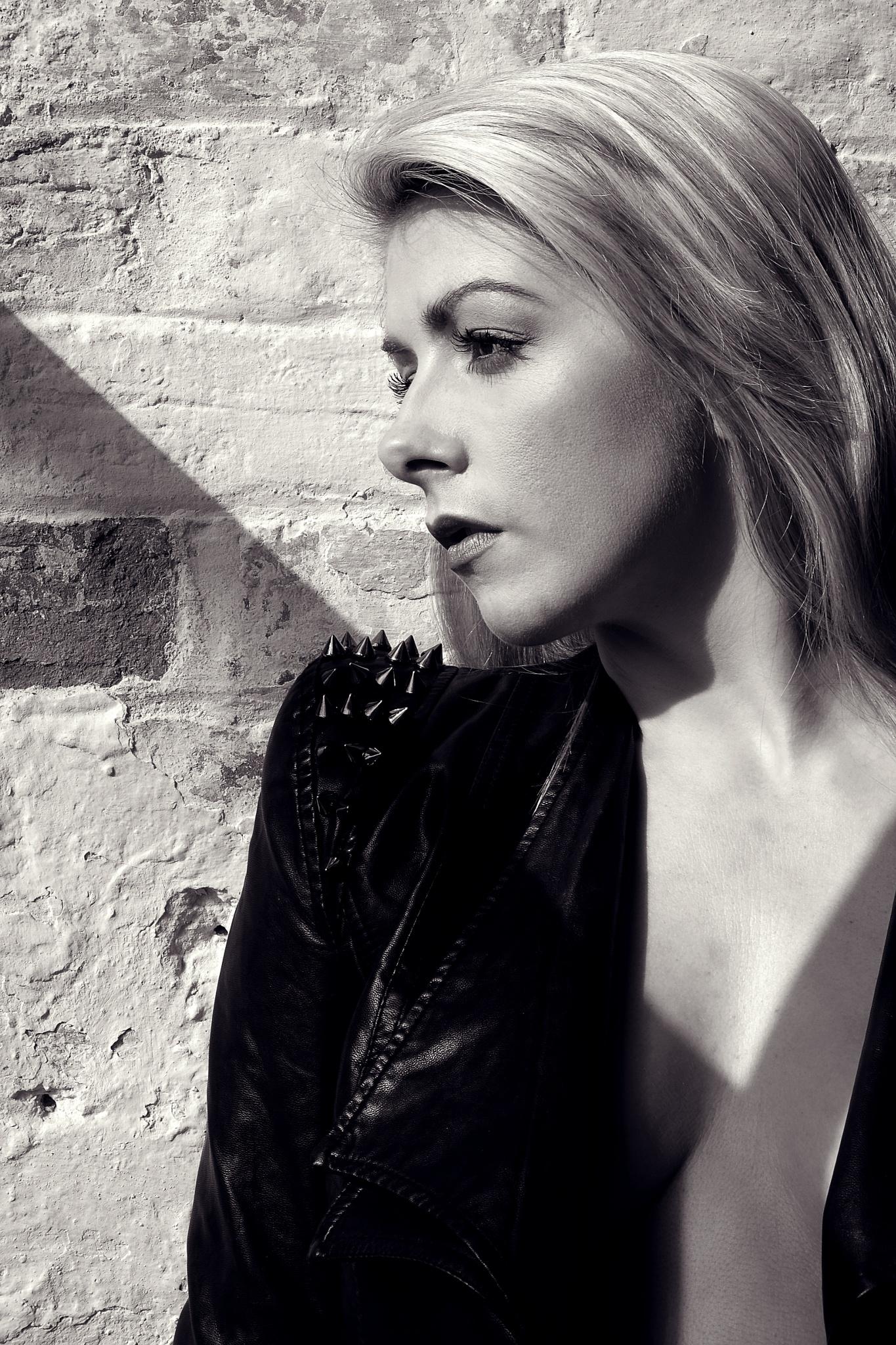 Leather Jacket by NickJamesPhotography