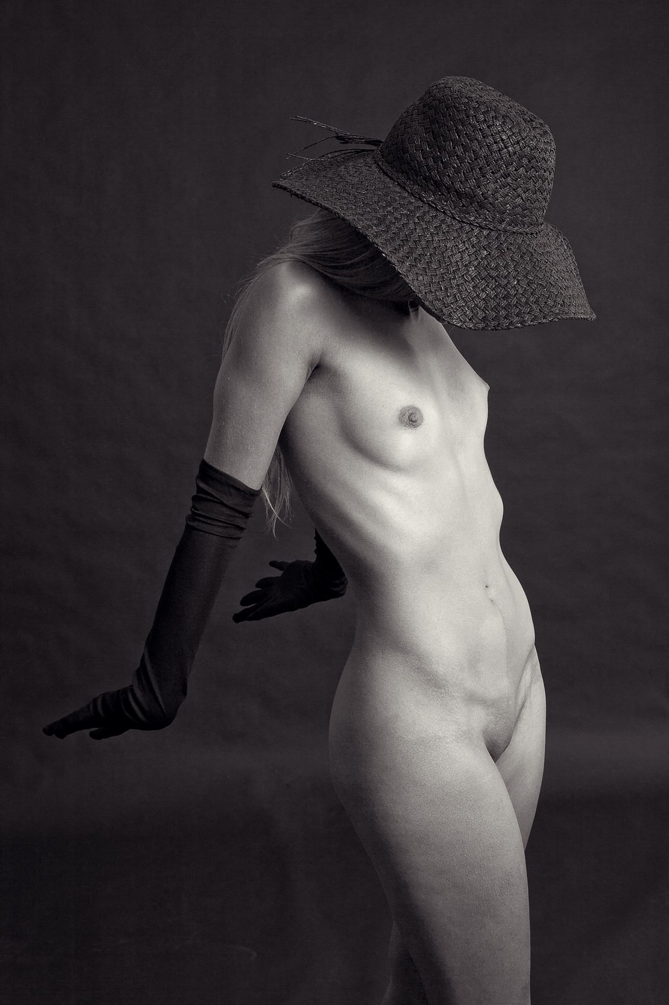 Anonymous Nude by NickJamesPhotography