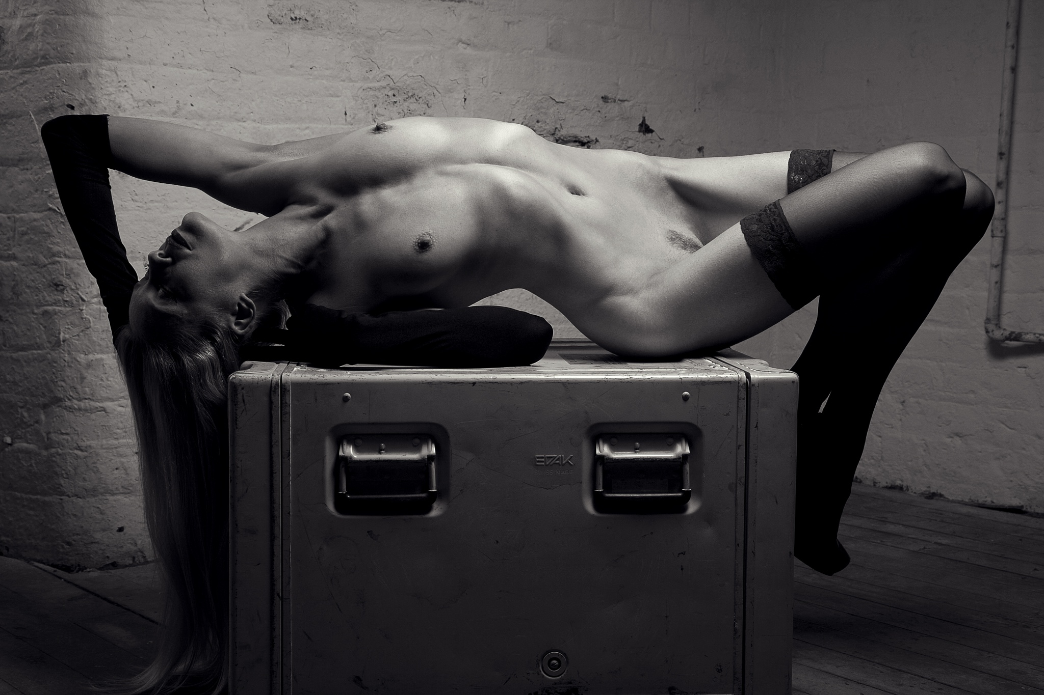 Erotic on a Box by NickJamesPhotography