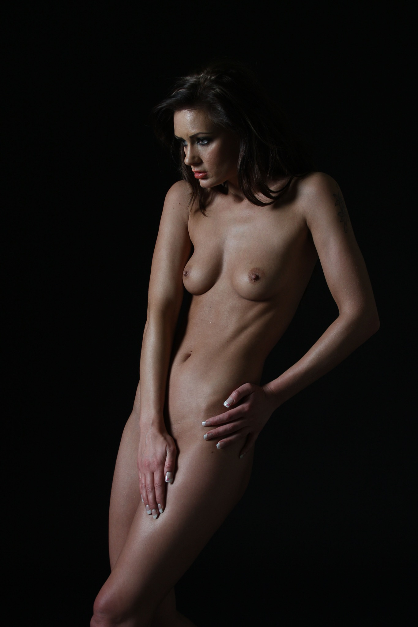 Nude in Colour by NickJamesPhotography