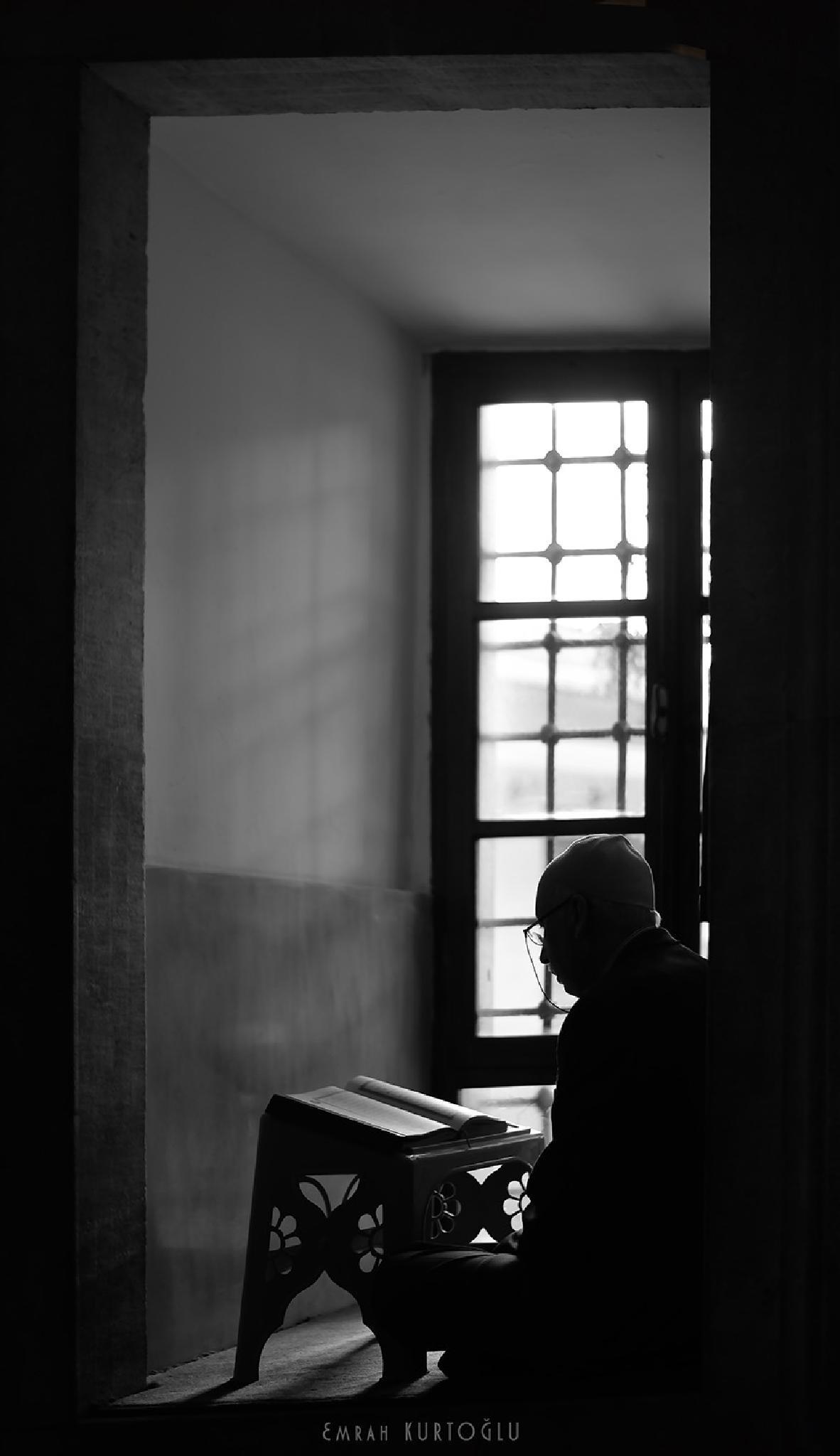 O'nun Evi, Kitabı ve Kulu by EmrahKurtoglu