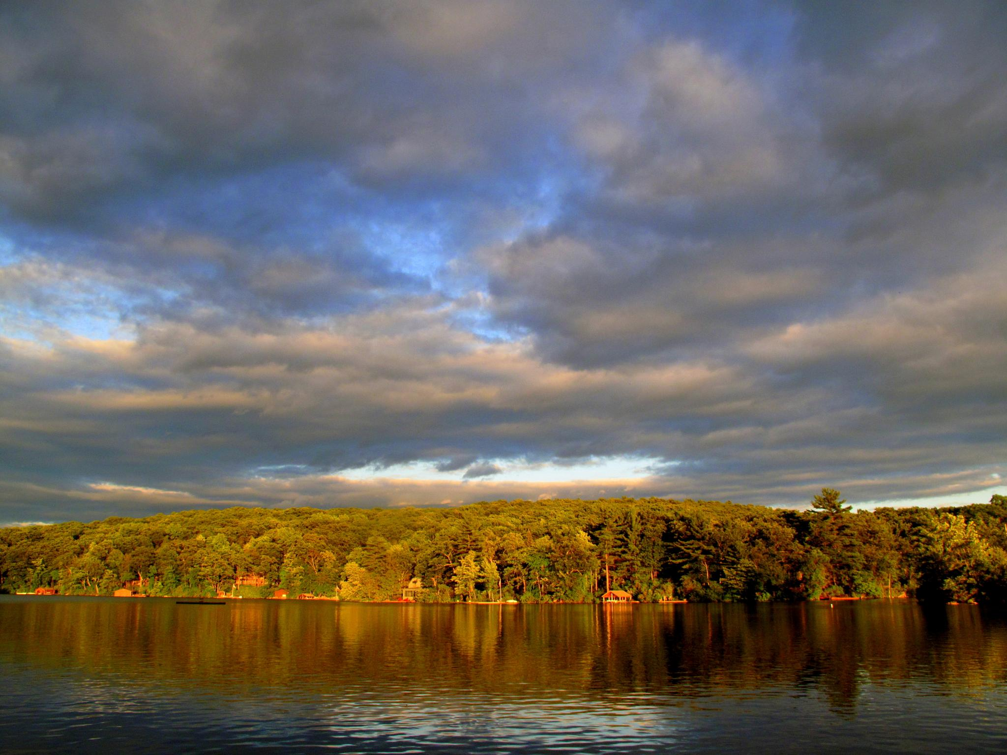 My lake by TatyanaNagel