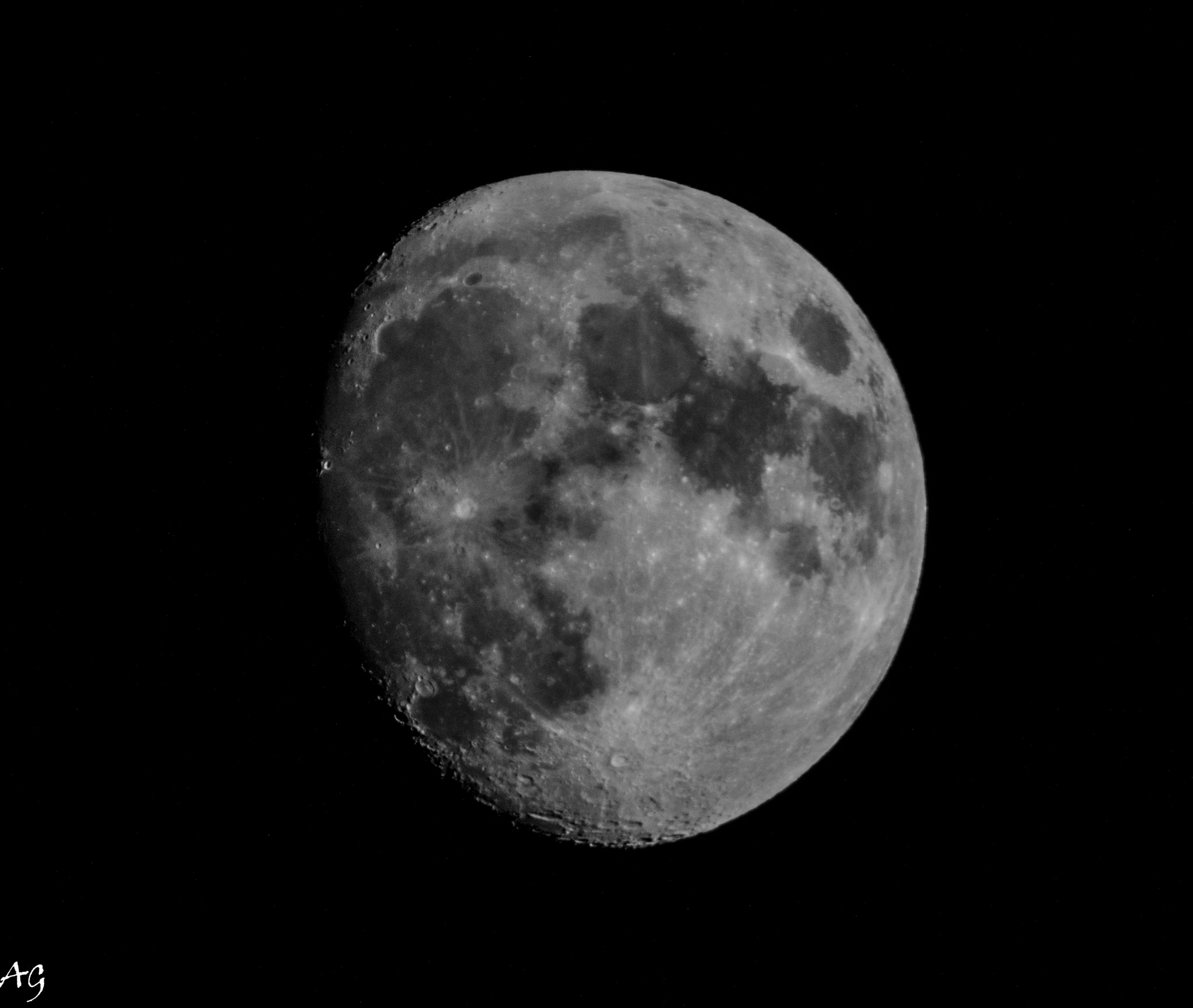 Moon by Andy Ghosh