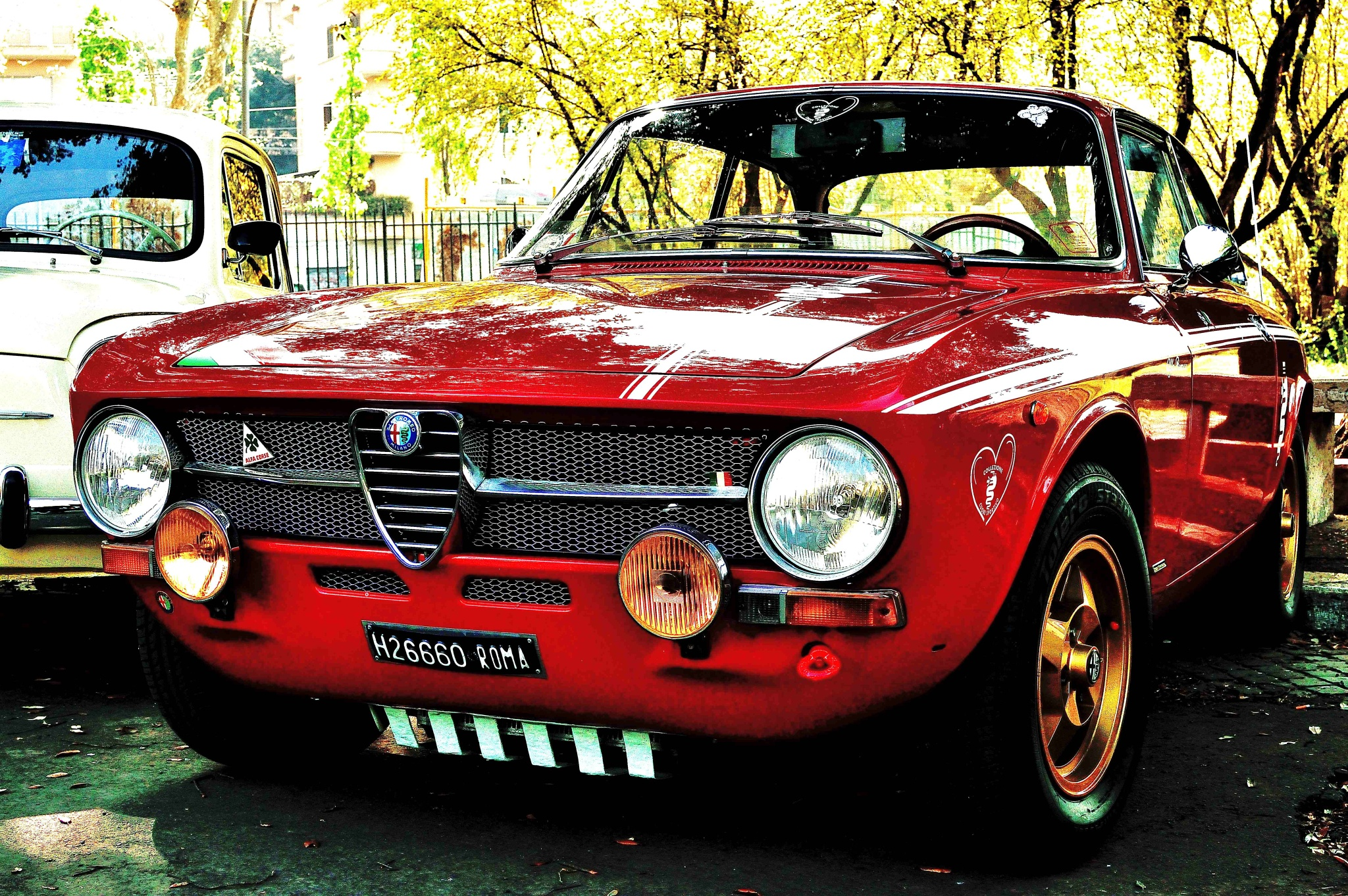 Alfa Passion Red by Dino Almonac