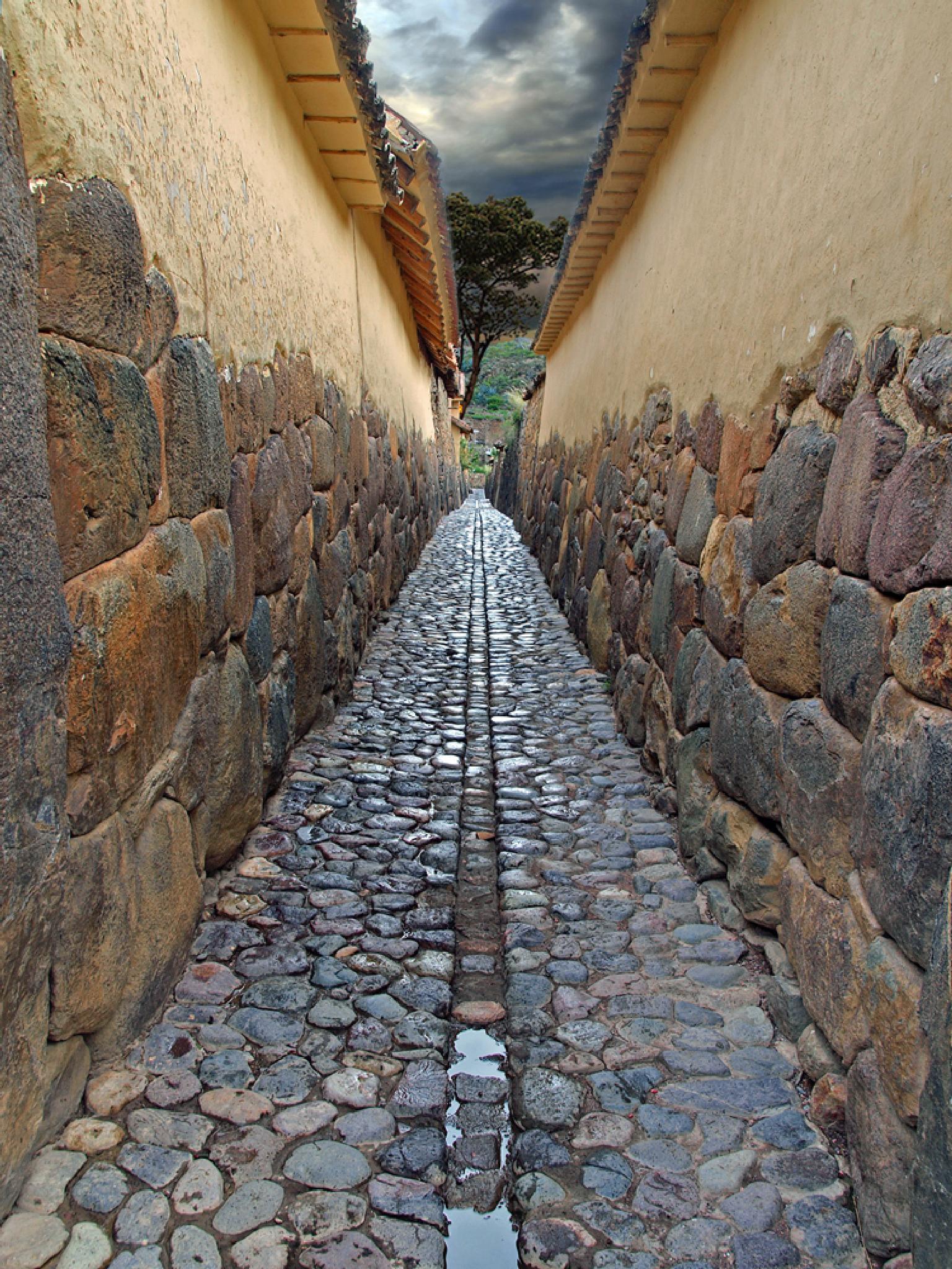 Peruvian Village by kalibrahim