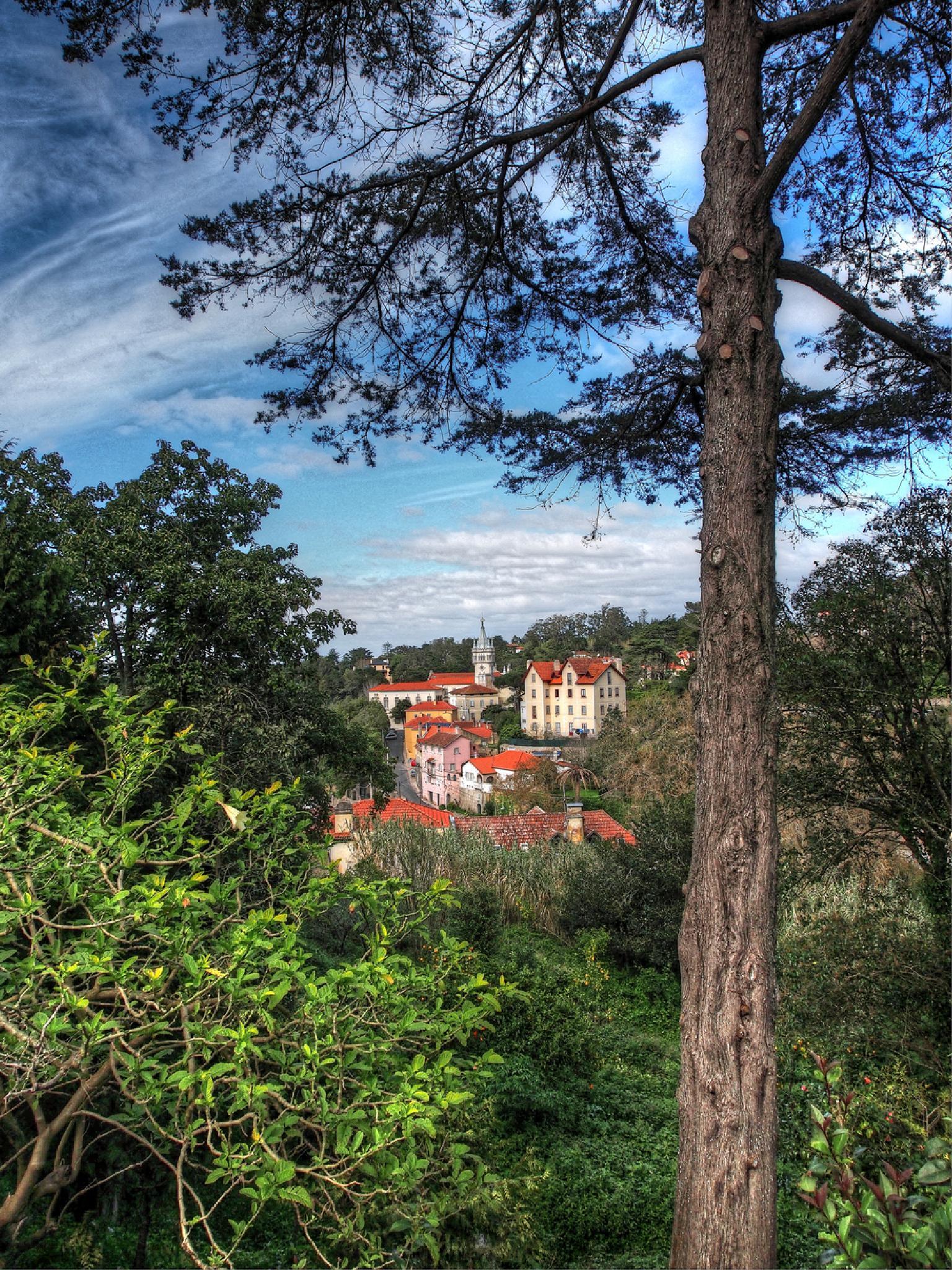 Sintra, Portugal by kalibrahim