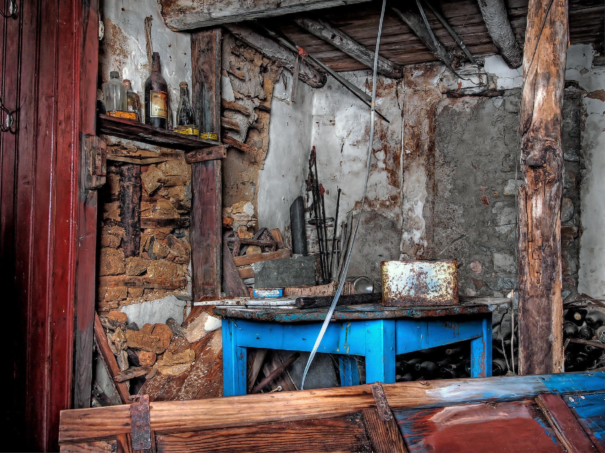 Abandonment by kalibrahim
