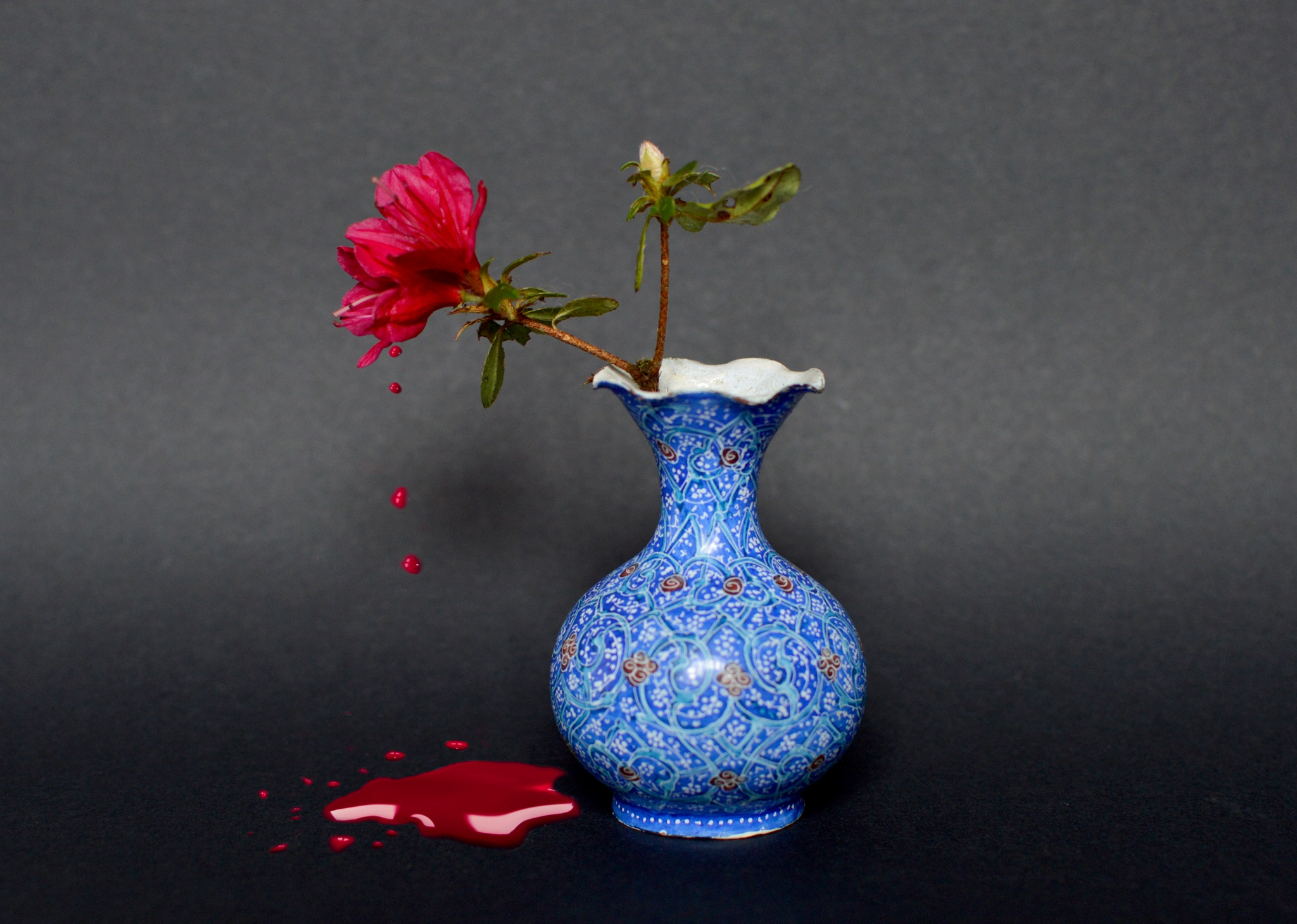 Sacrifice by Ludmila Shumilova
