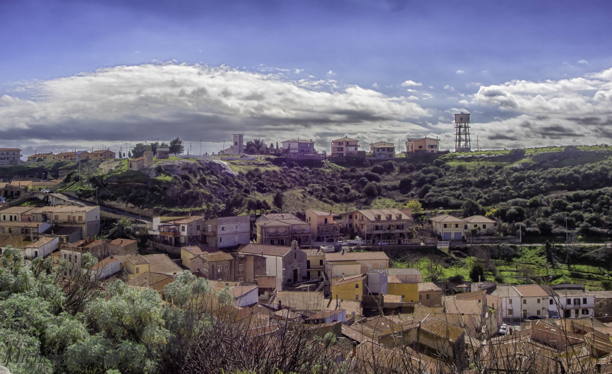 Panorama by Michele Pinna Marras