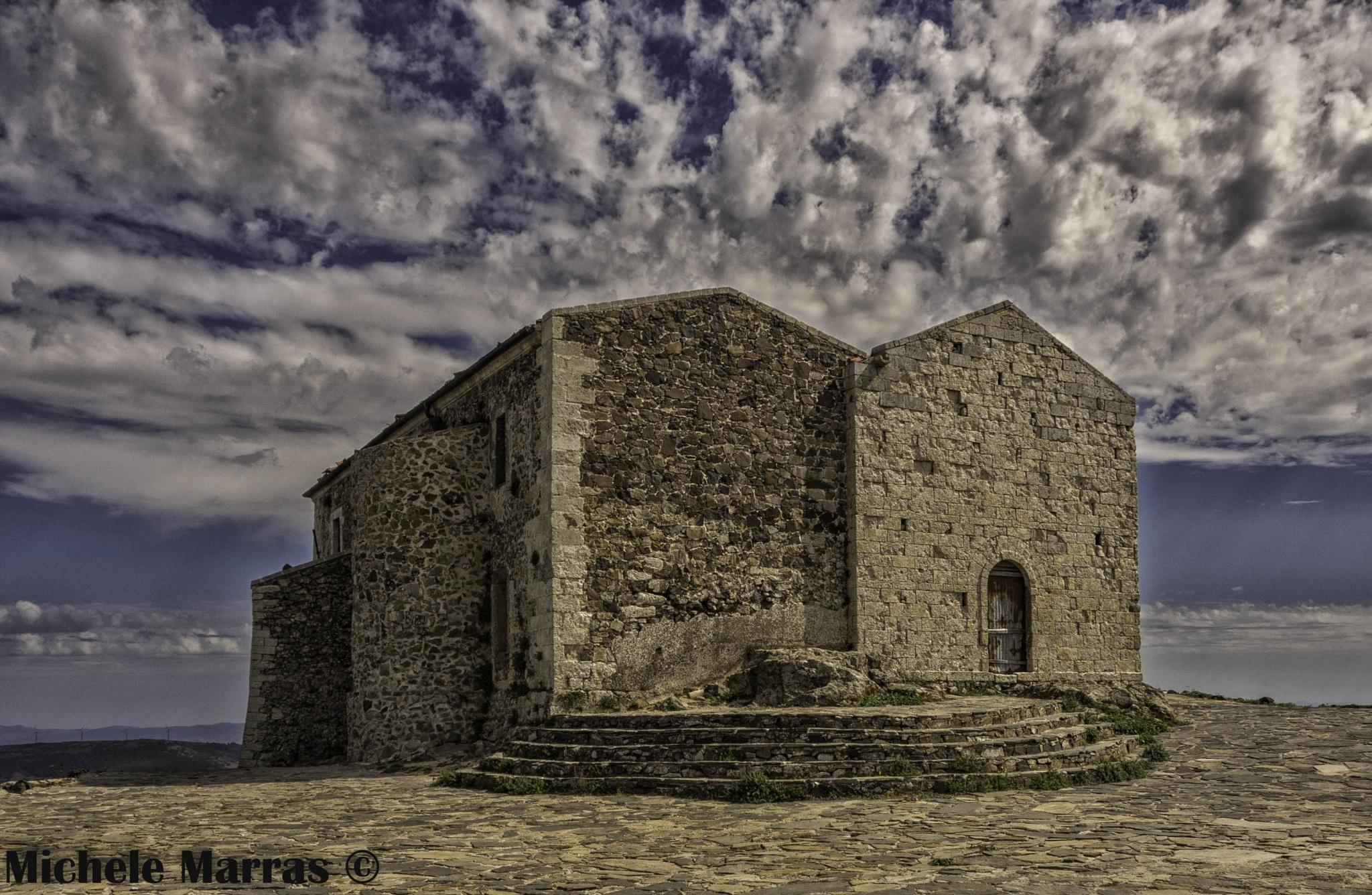 Chiesa Nostra Senora de Bona Era by Michele Pinna Marras