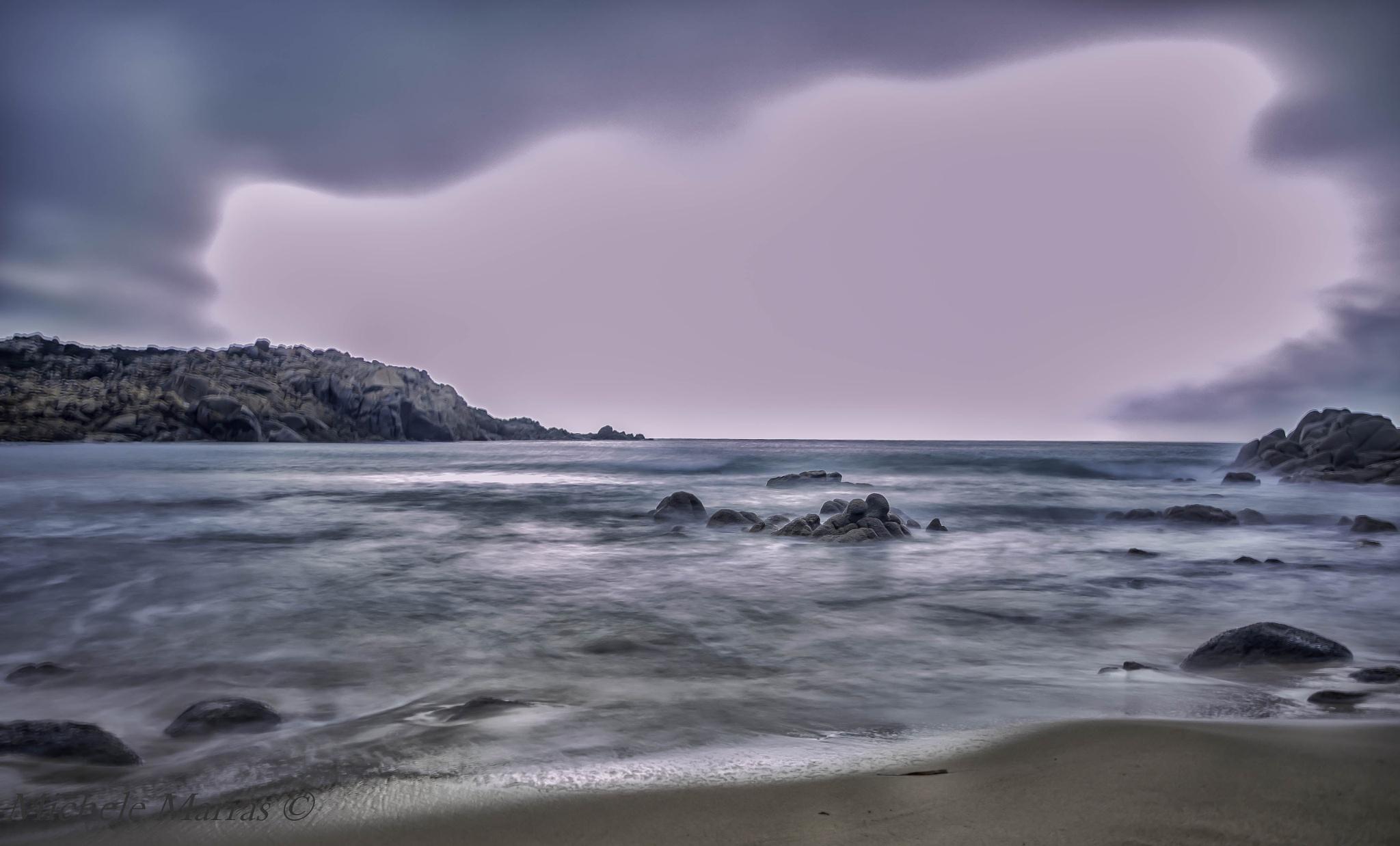 In riva al mare by Michele Pinna Marras